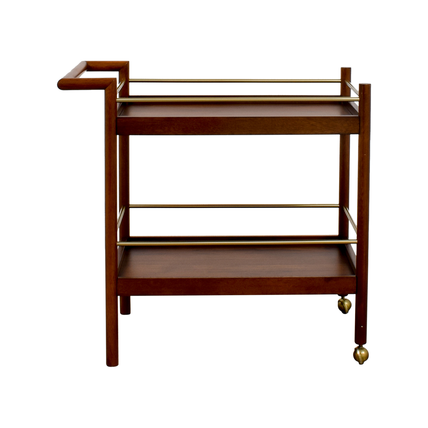 West elm bar cart / Tables