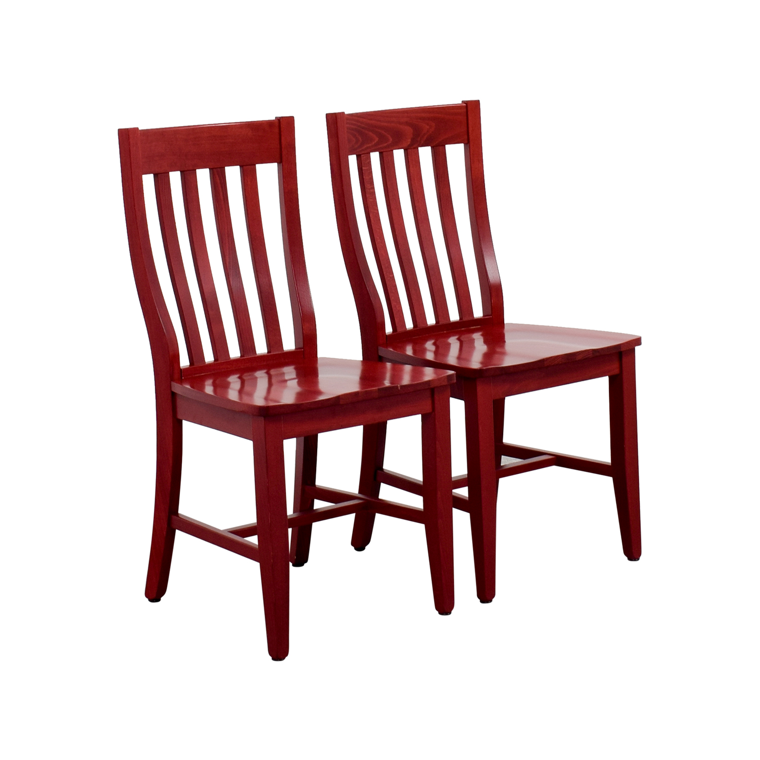 Pottery Barn Easy Chairs: Pottery Barn Pottery Barn Schoolhouse Chairs