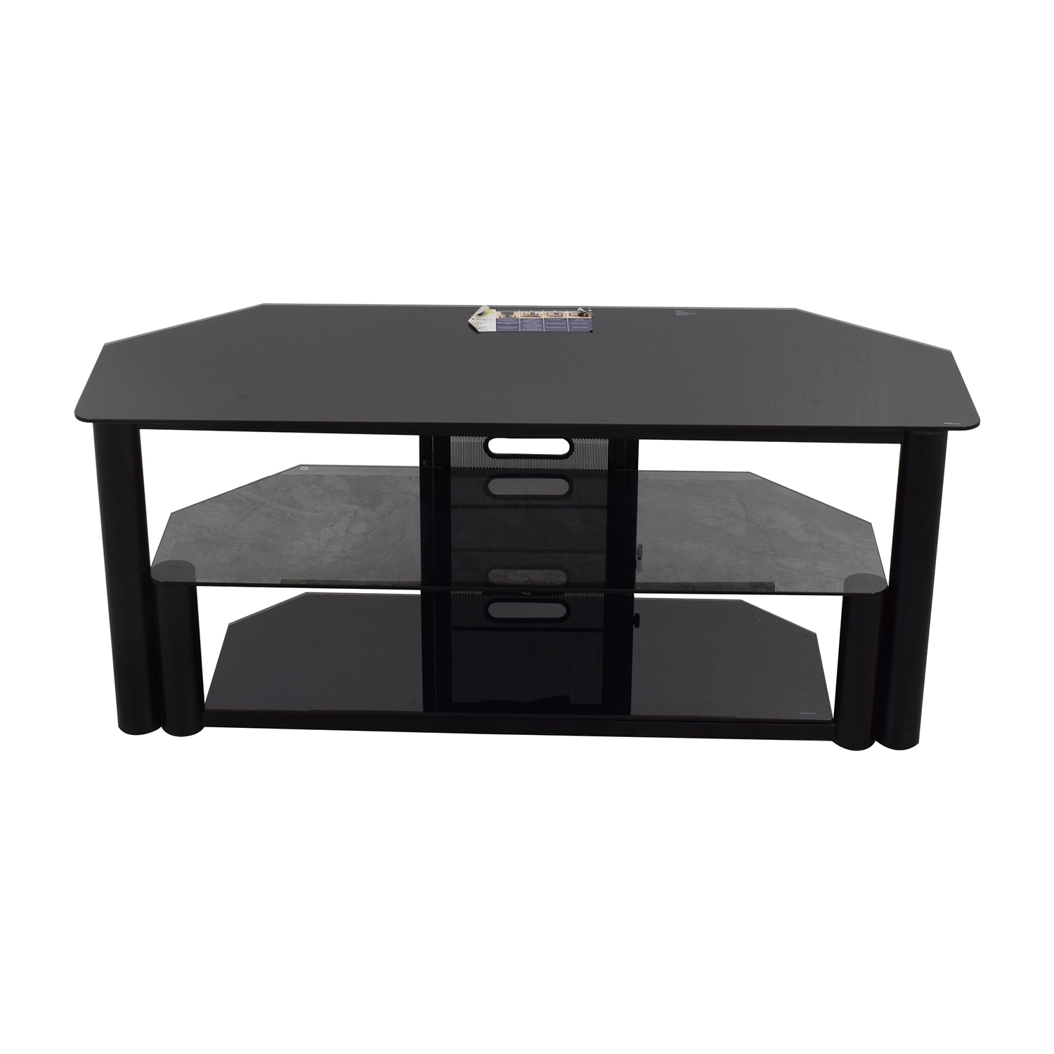 Media Console with Storage Media Units