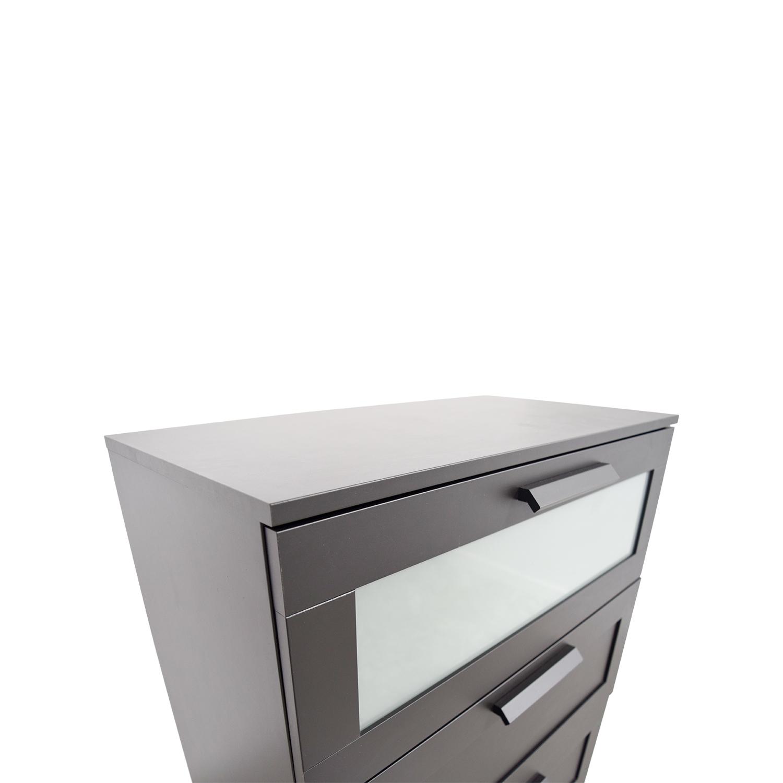 Off ikea brimnes four drawer dresser storage