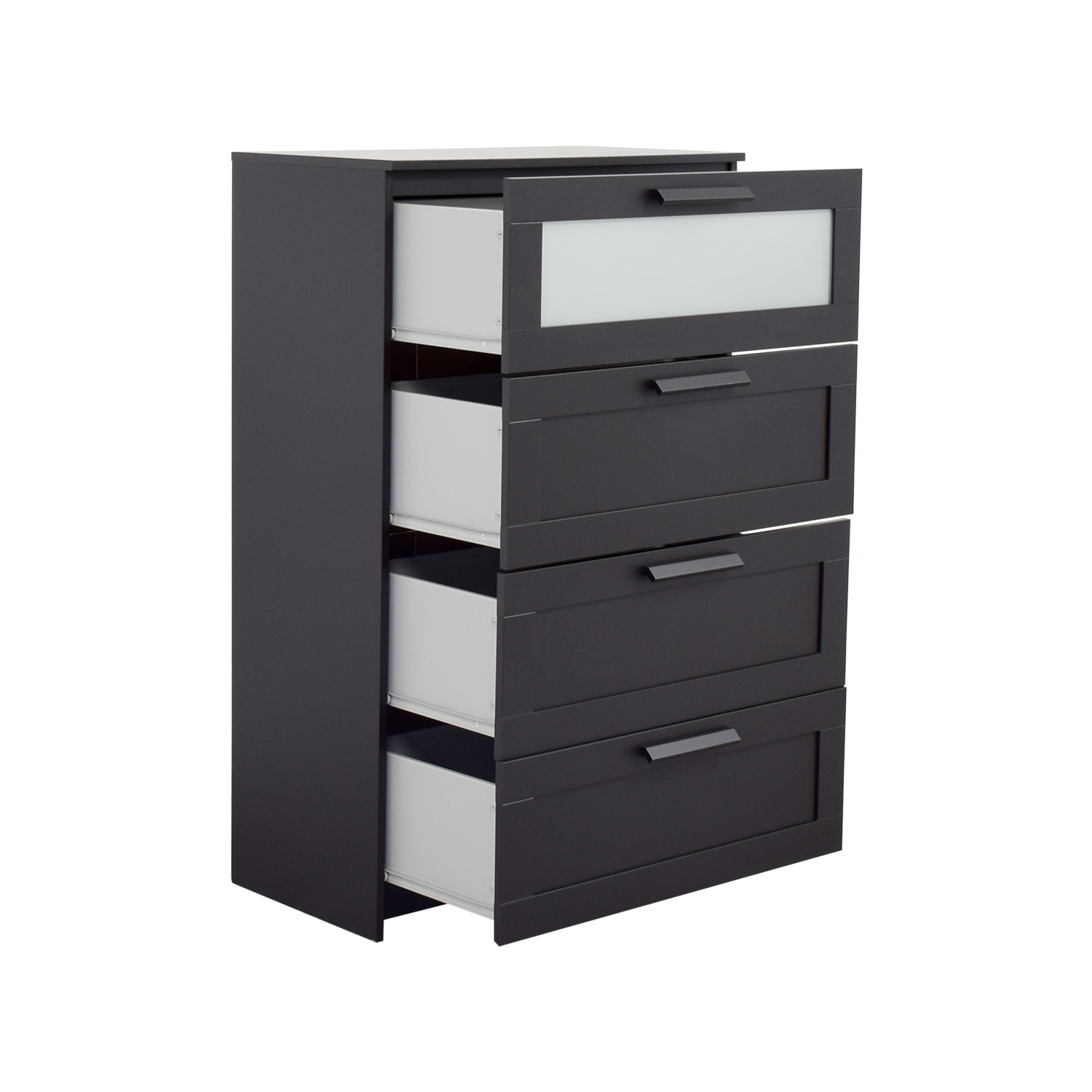 38 off ikea ikea brimnes four drawer dresser storage. Black Bedroom Furniture Sets. Home Design Ideas