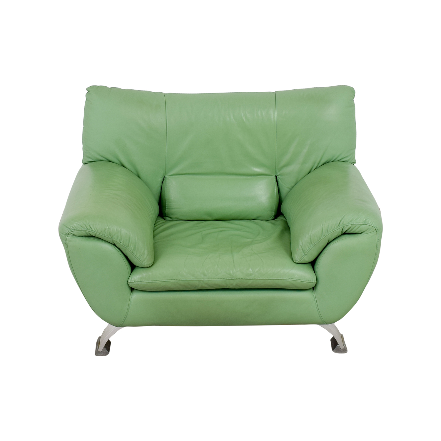 shop Nicoletti Green Accent Chair Nicoletti Accent Chairs