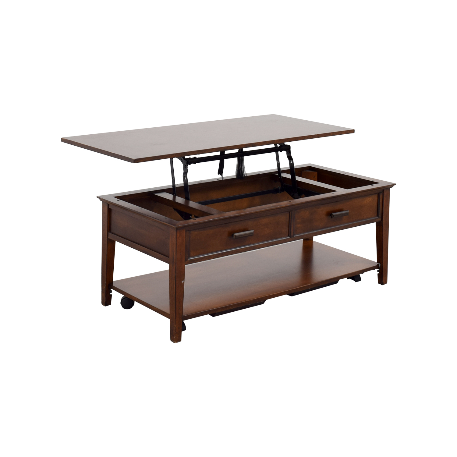 Beau Buy Wooden Hideaway Coffee Table Tables