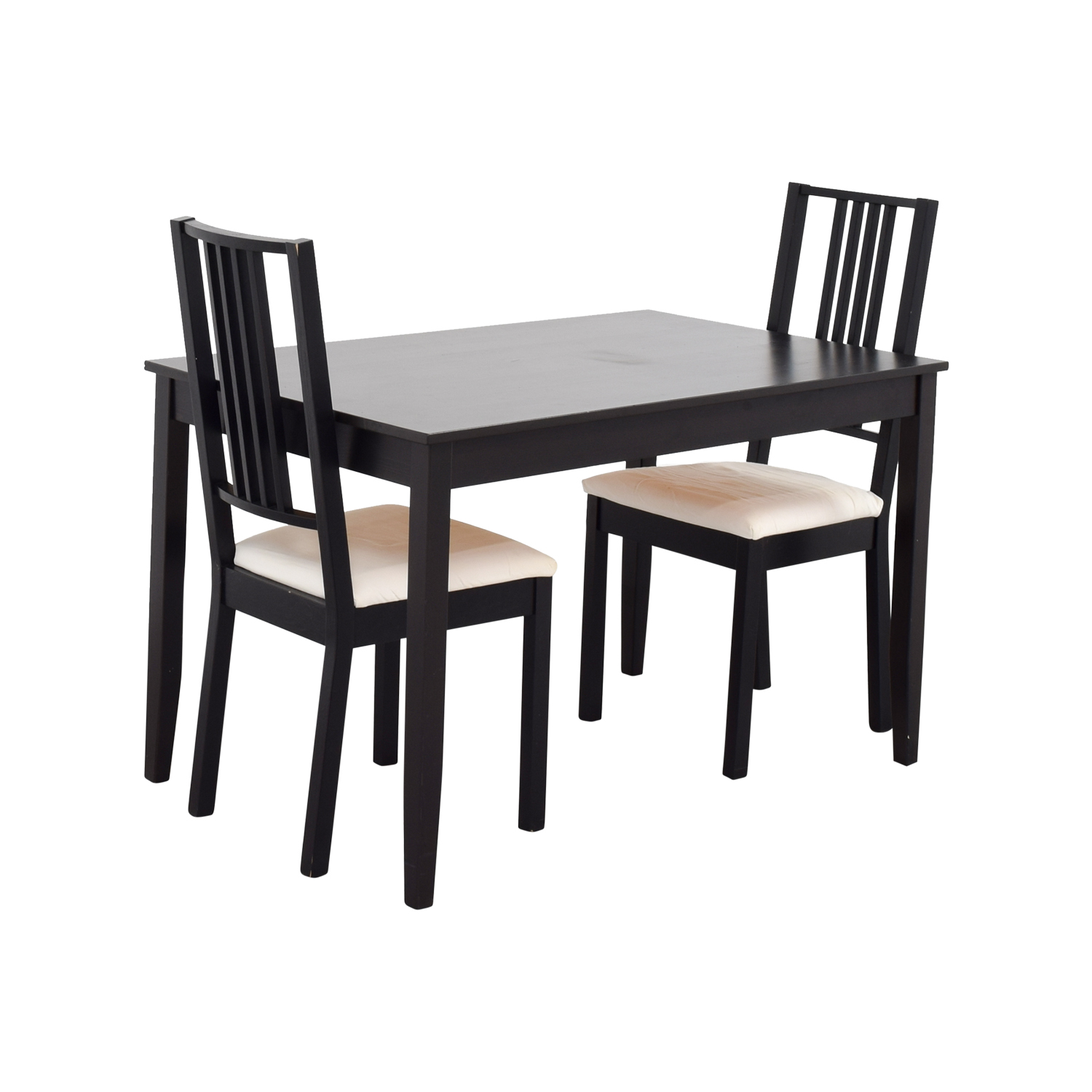 62 off ikea ikea three piece dining set tables for Ikea dining sets usa