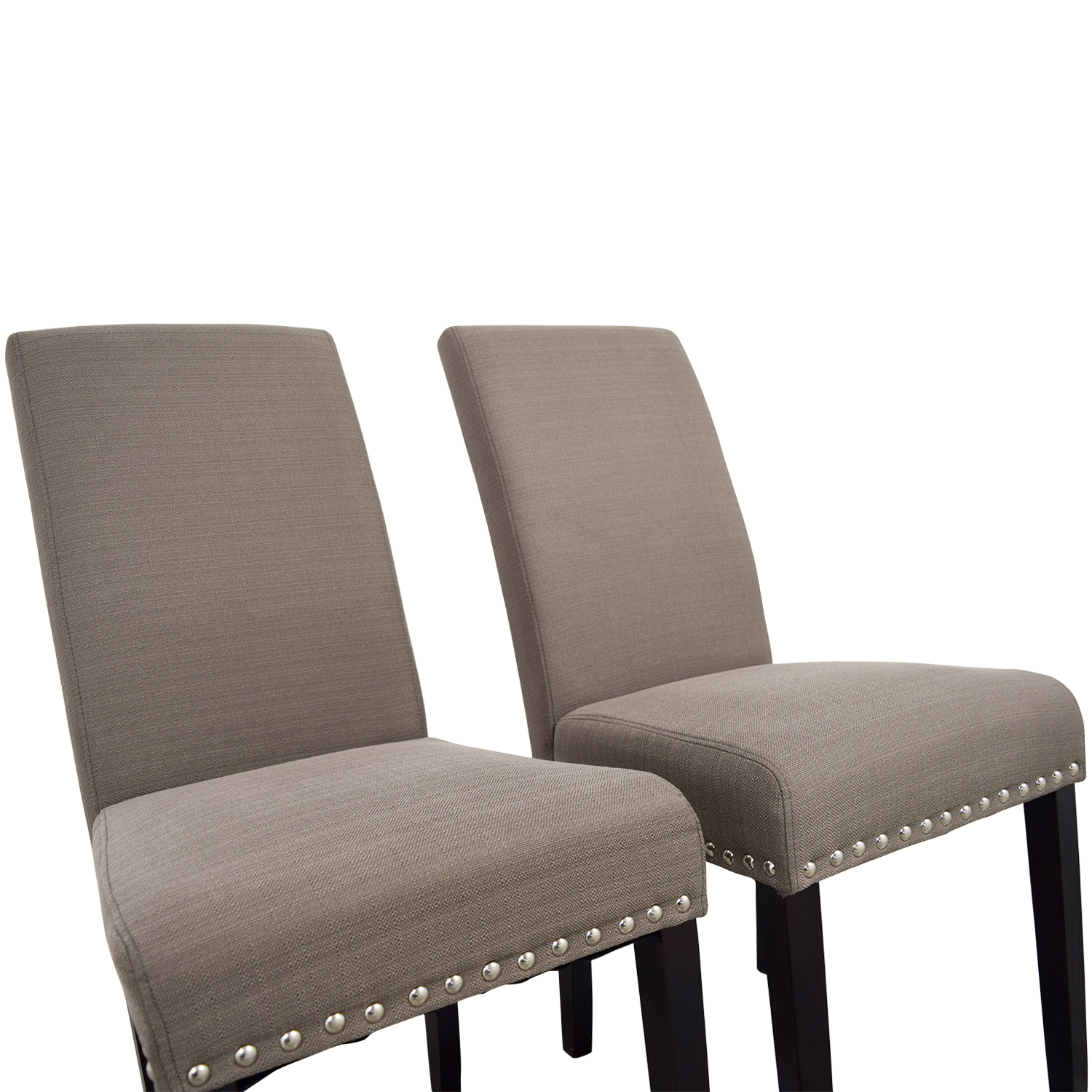 68% OFF - Modway Modway Madrid Nail Head Dining Chairs / Chairs