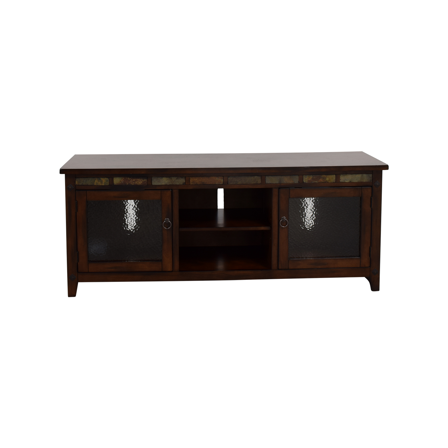 shop Bobs Furniture Santa Fe Console Bobs Furniture