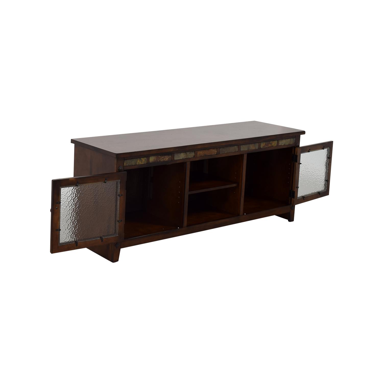 Wonderful ... Bobu0027s Furniture Bobu0027s Furniture Santa Fe Console ...