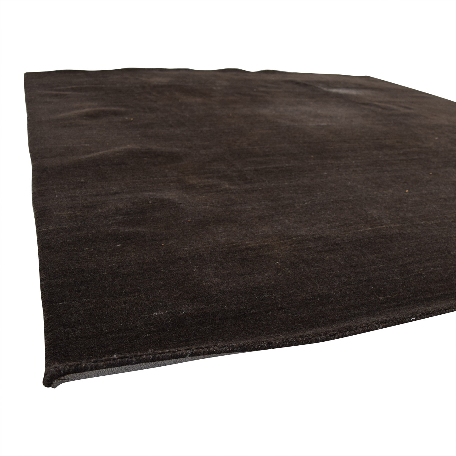 ... Shop Dark Brown Rug Rugs ...