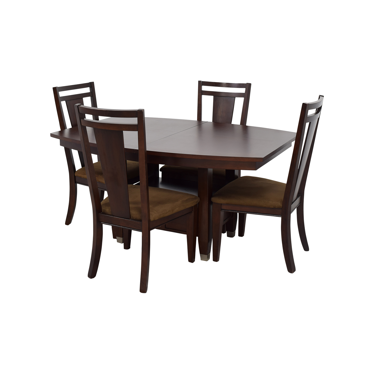 Dining Table Rollins Dining Table: Broyhill Broyhill Wood Dining Table Set / Tables