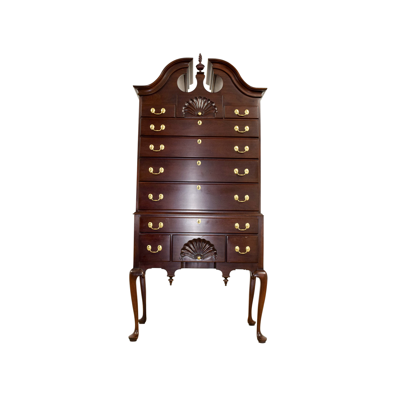 Harden Harden Eleven-Drawer Highboy Dresser price