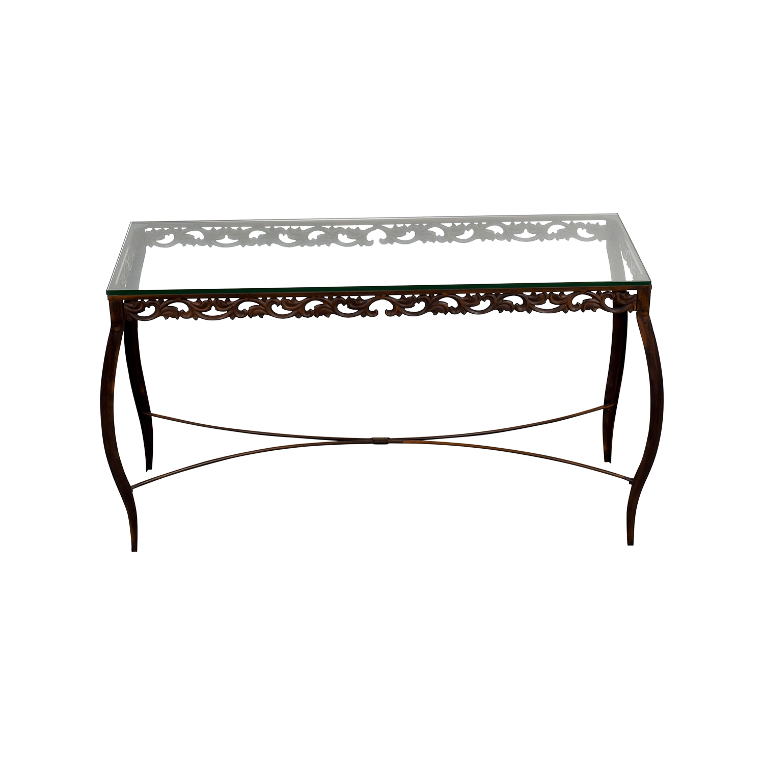 shop Pier 1 Imports Pier 1 Imports Glass Console Table online