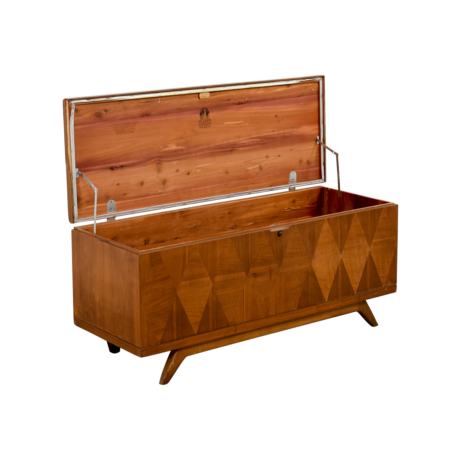 Beau ... Shop Lane Furniture Wooden Trunk Coffee Table Storage Unit Lane Furniture  Tables ...