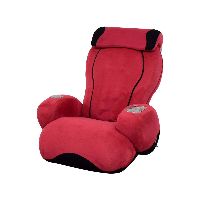 Attirant 90% OFF   OSIM OSIM Red Massage Chair / Chairs
