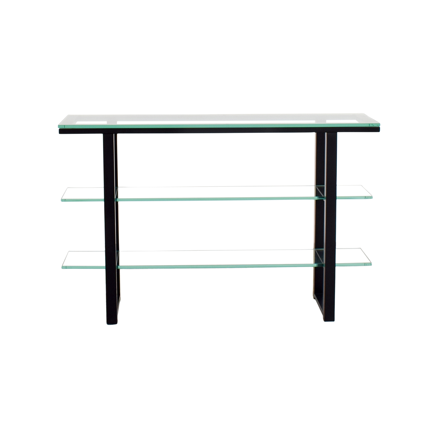 Glass Console Table coupon