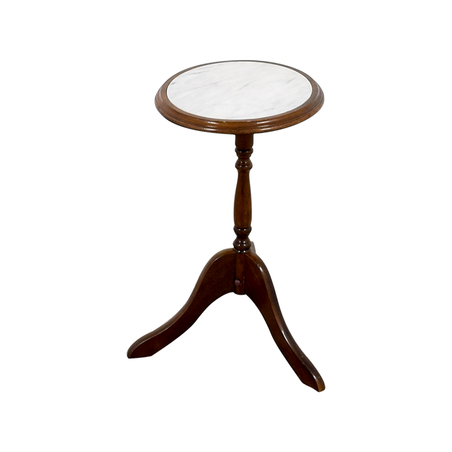 Vintage Round Marble Table price