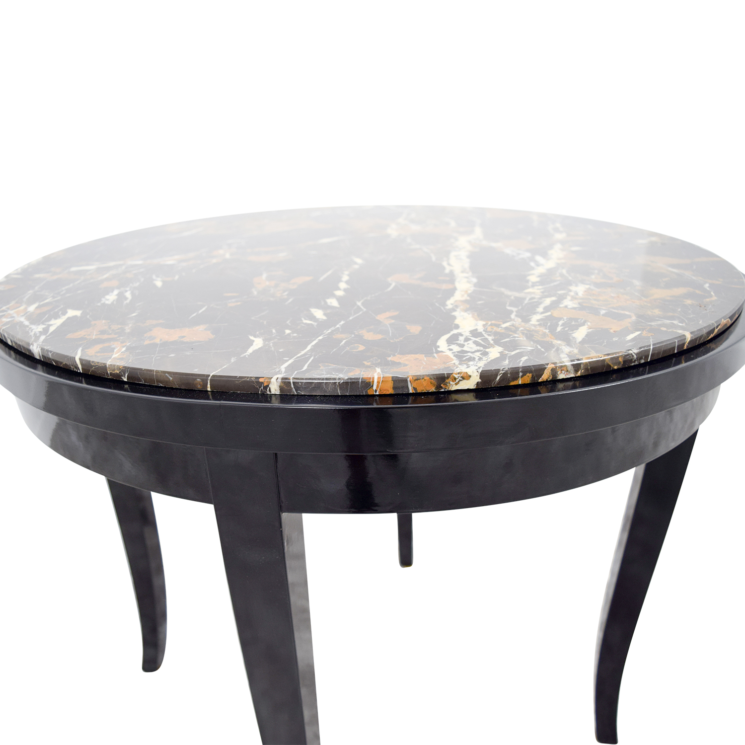 90 Off Marble Top Coffee Table Tables