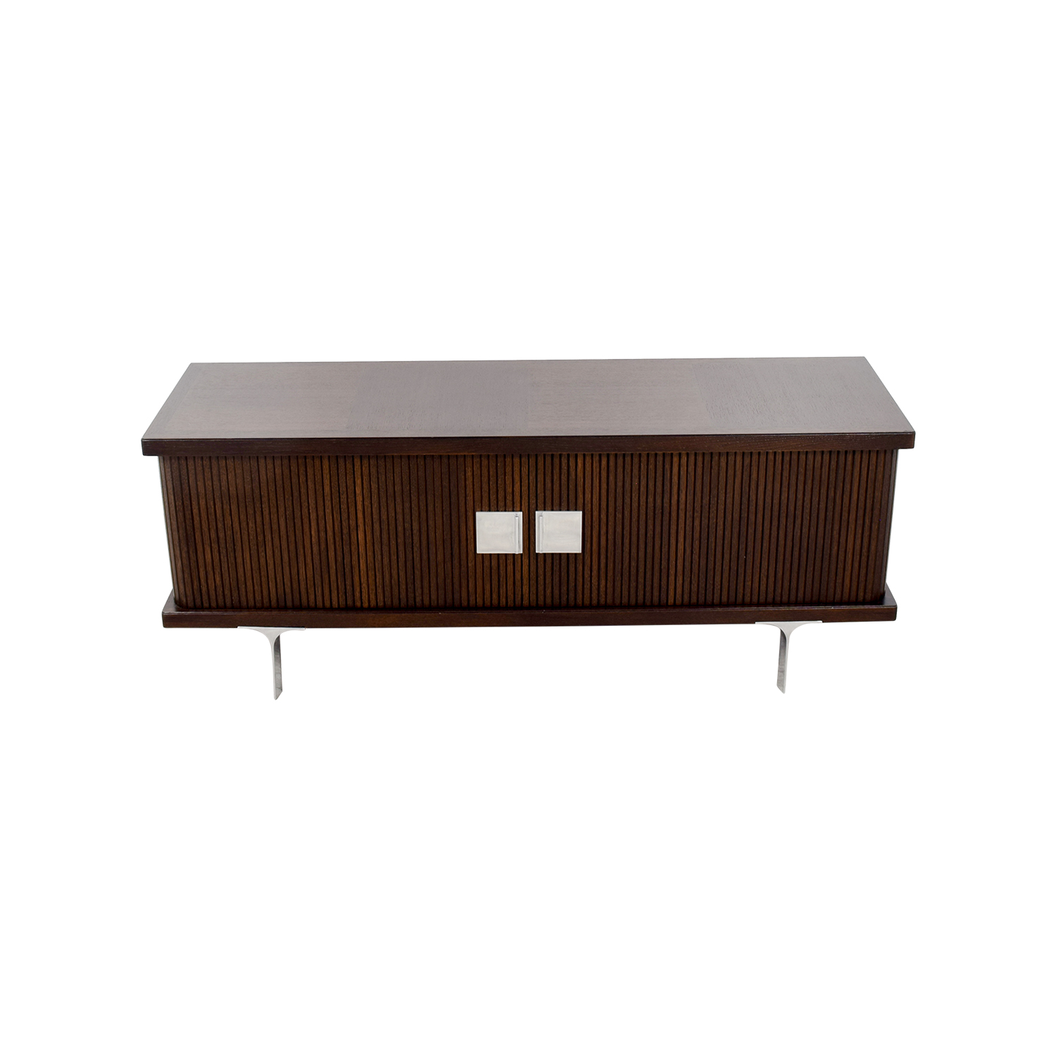 Dark Brown Credenza dark brown