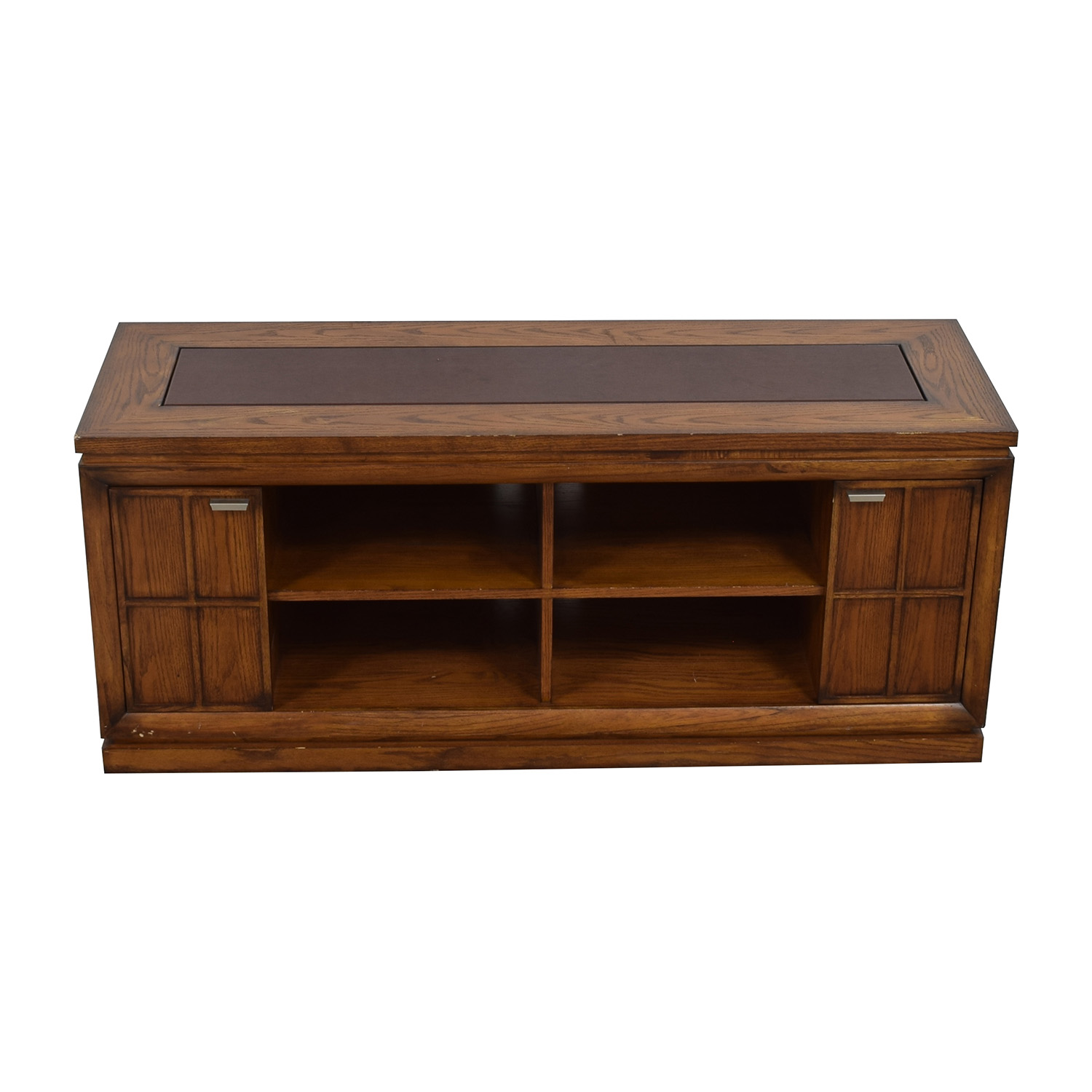 buy Macys Wood Console Macys Storage