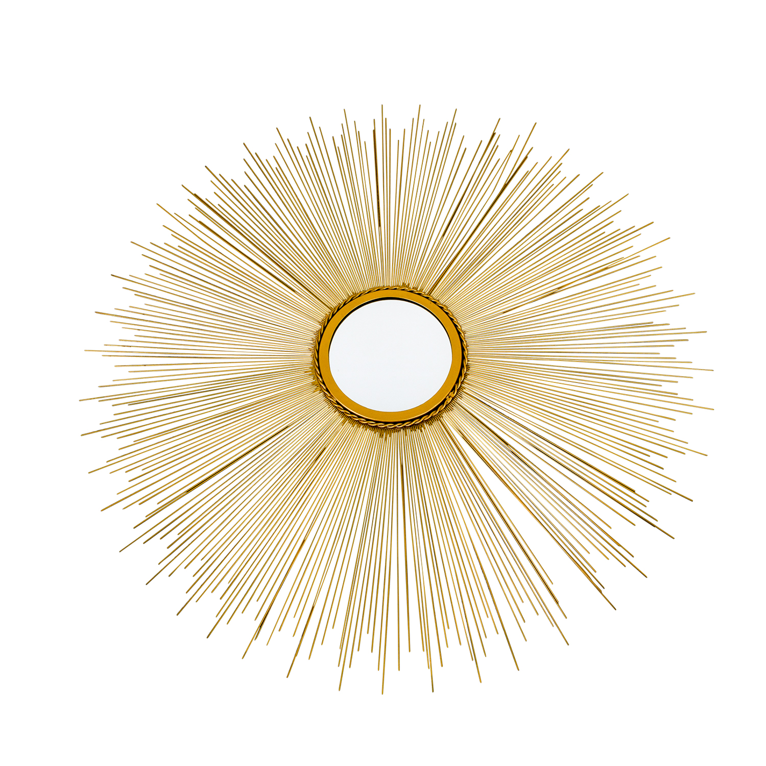 Safavieh Gold Sunburst Mirror / Mirrors