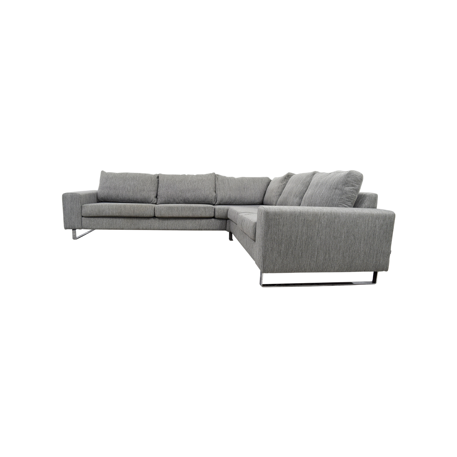 BoConcept BoConcept Grey Corner Sectional used