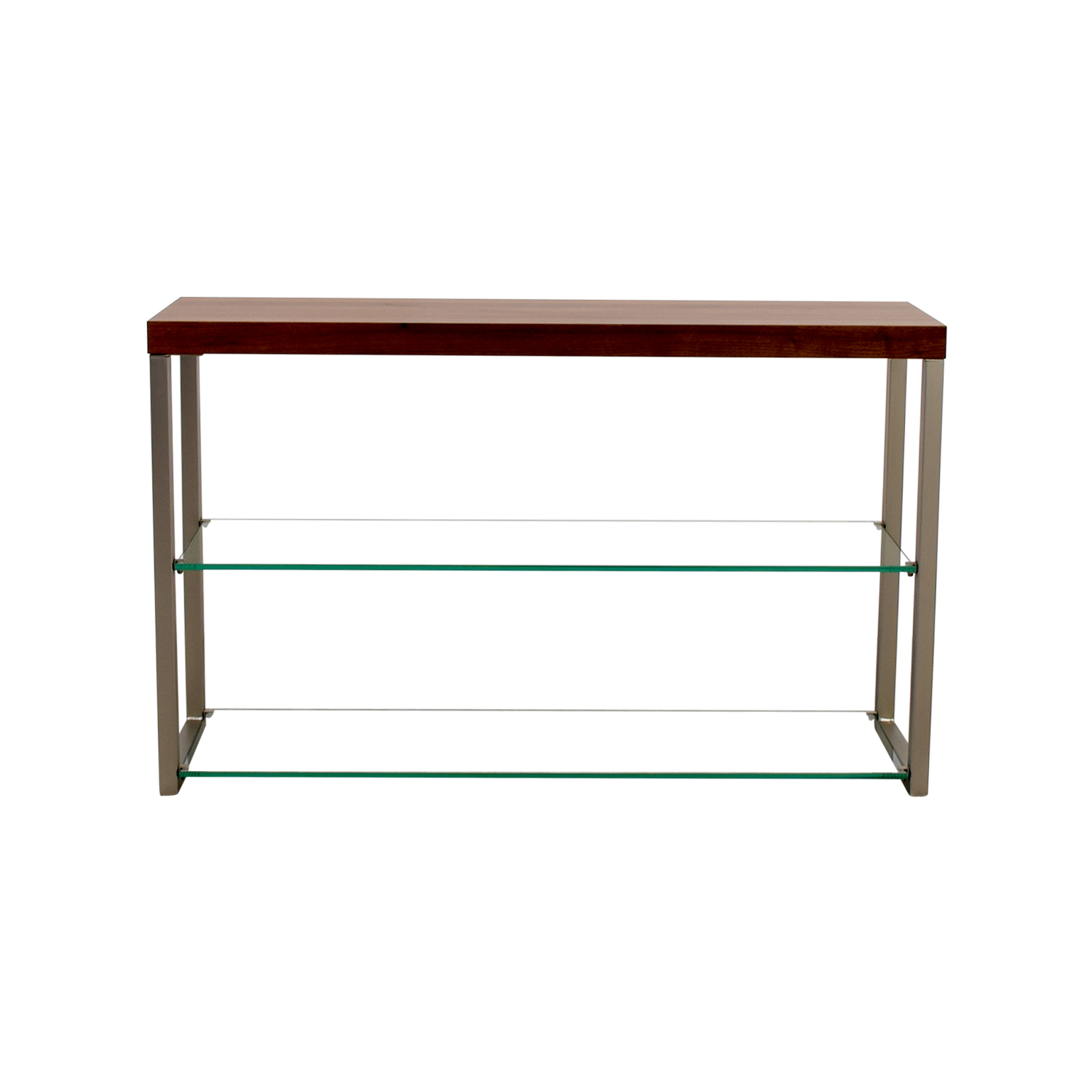 BoConcept BoConcept Wood Glass and Metal Media Unit price