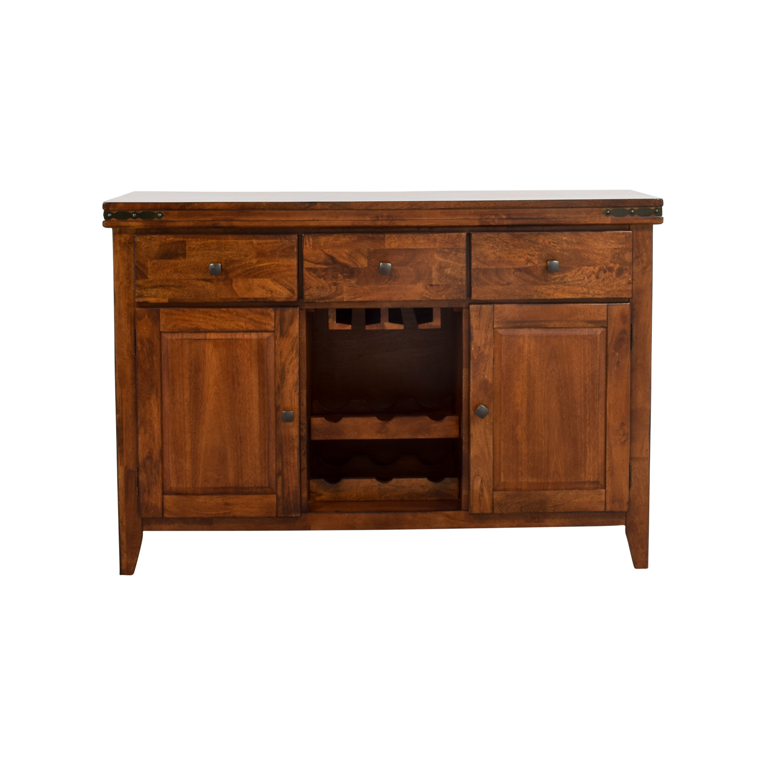 Bobs Furniture Bar Table or Sideboard / Storage