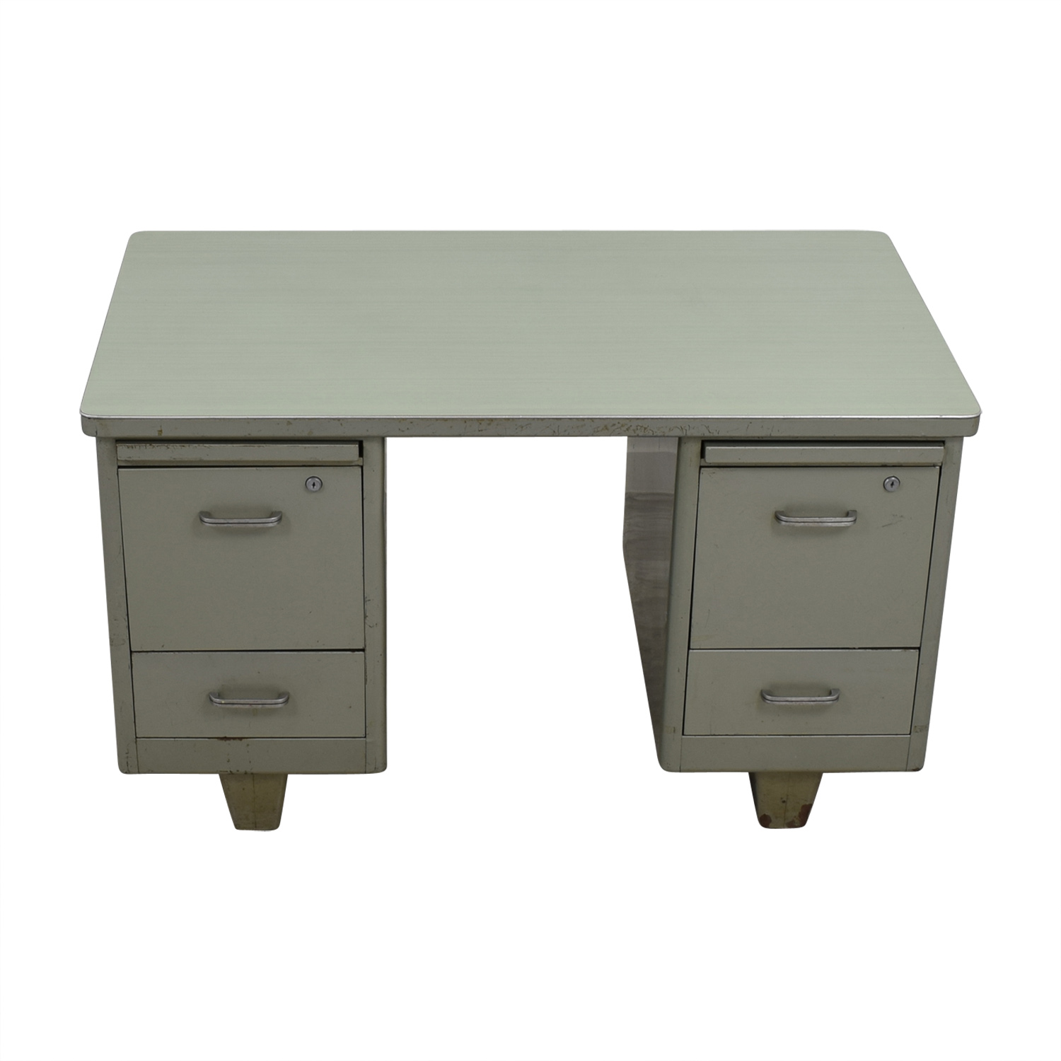 buy Vintage Tanker Desk Tables