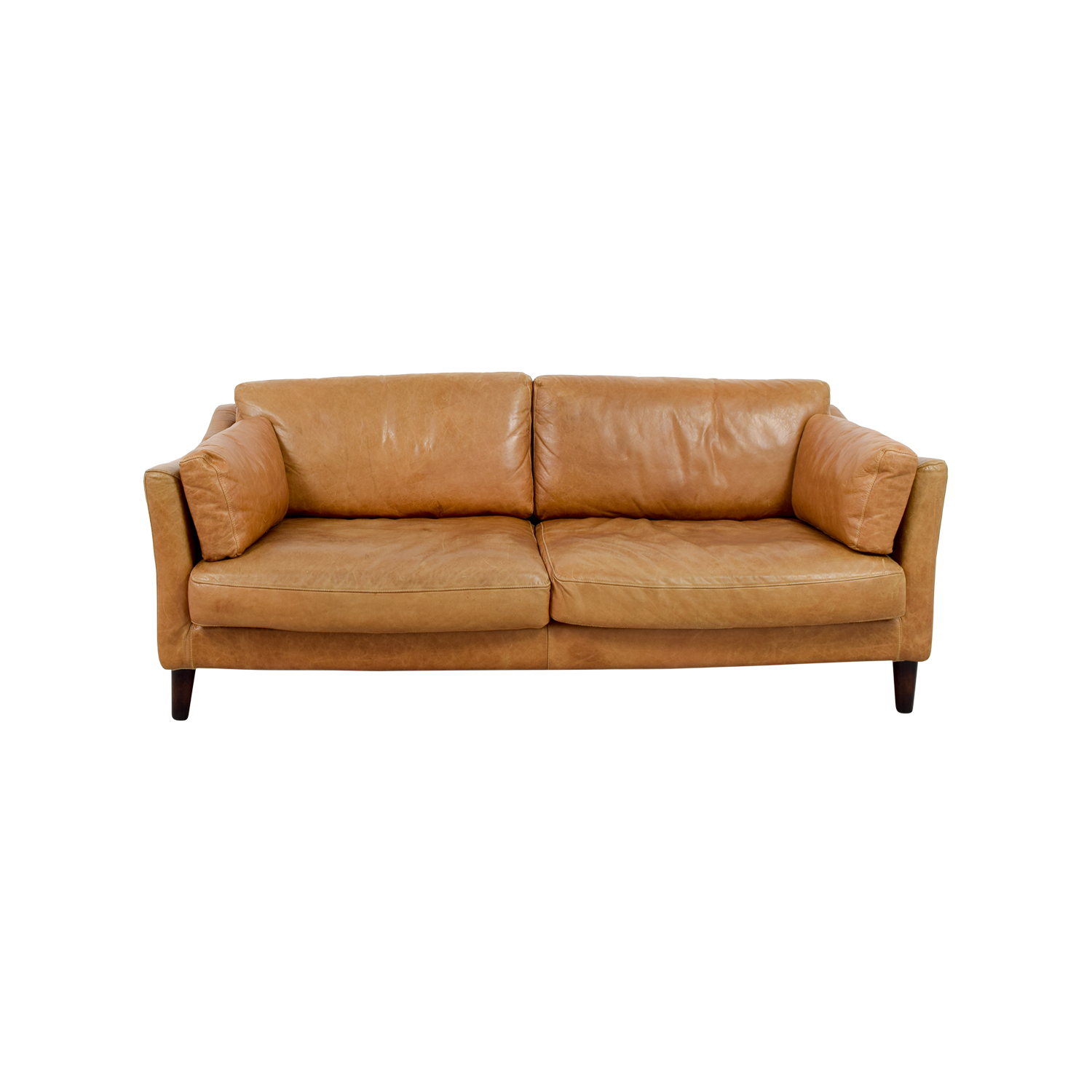 Marina Homes Marina Homes Leather Sofa Sofas