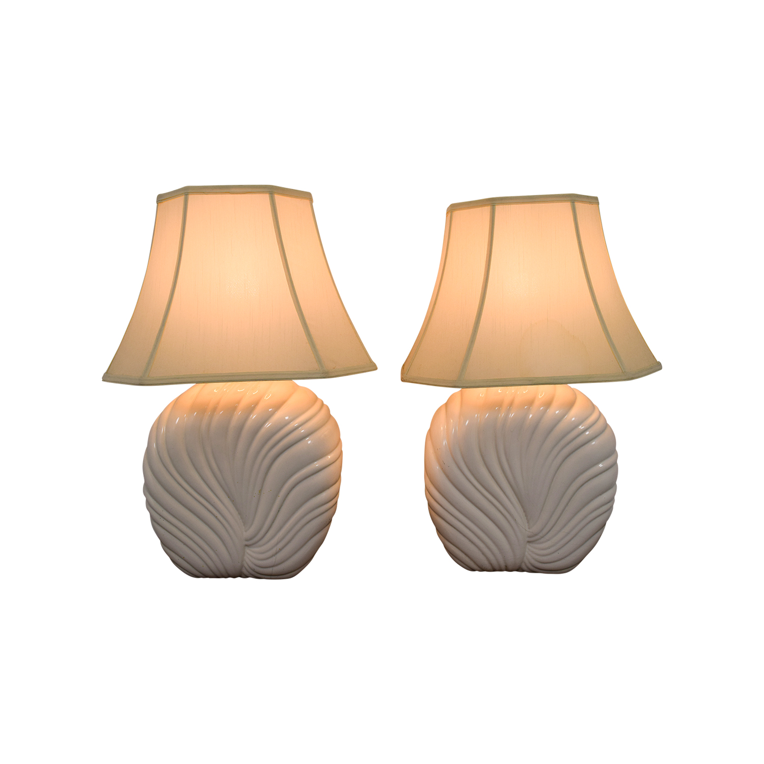buy White Shell Lamps Lamps