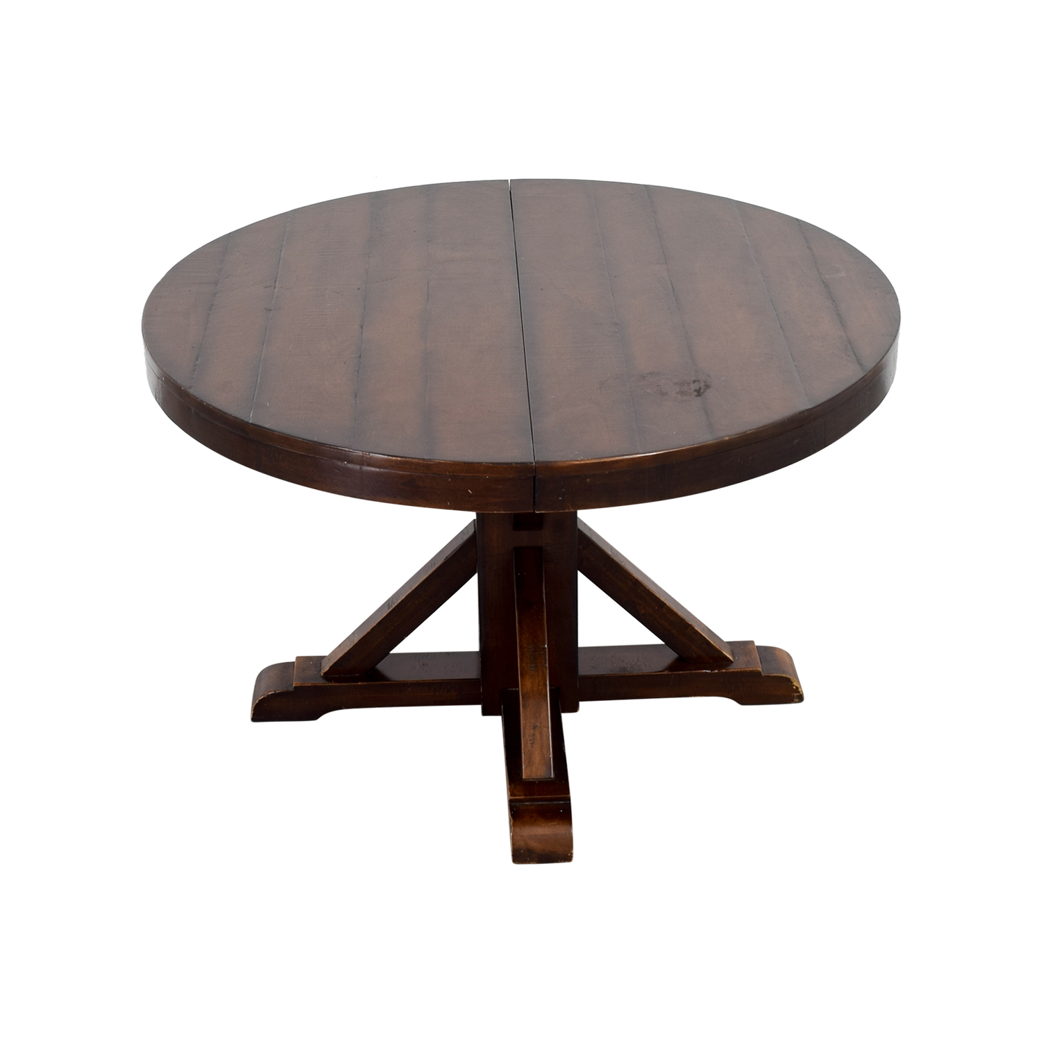 Pottery Barn Wood Table: Pottery Barn Pottery Barn Wood Extendable Dining
