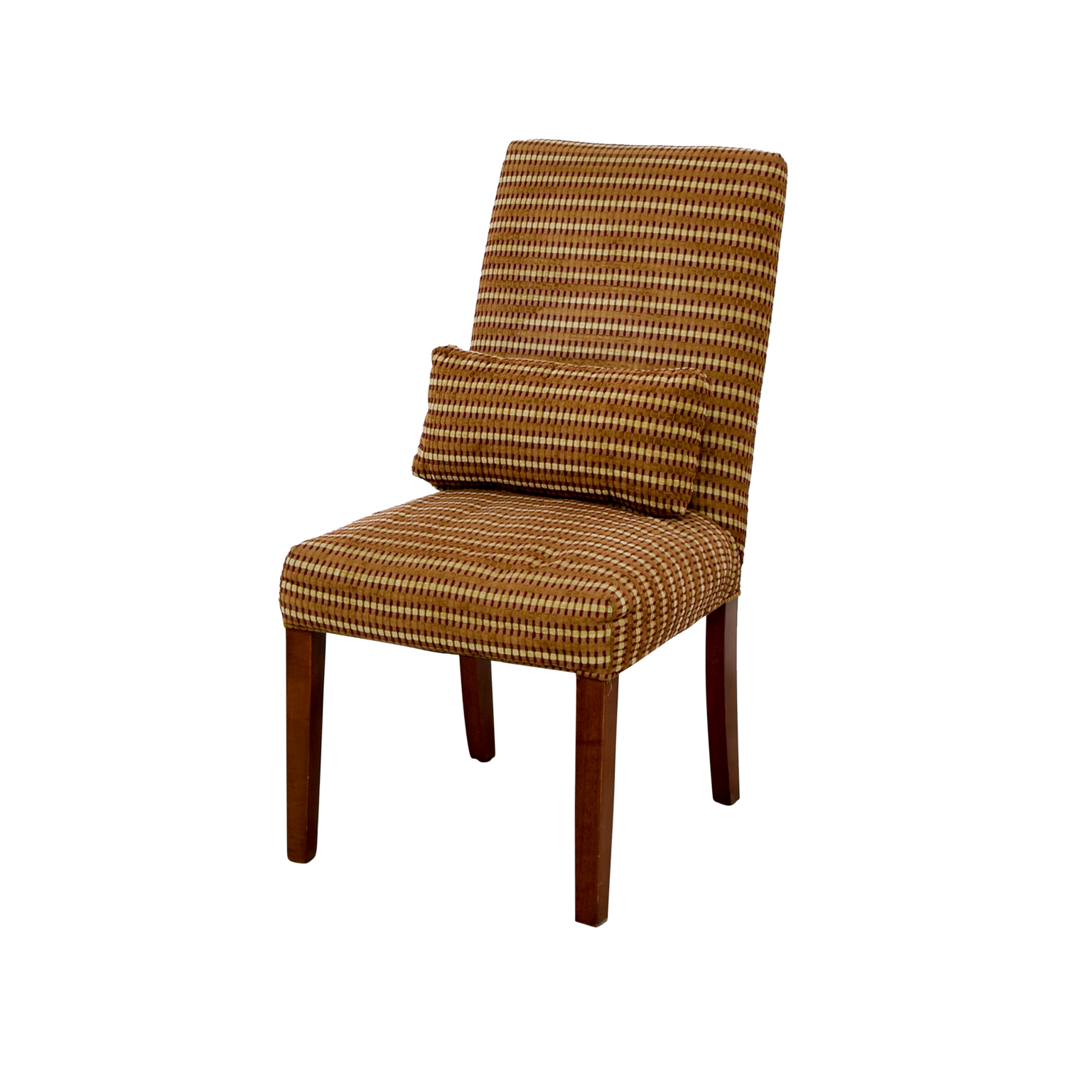 50% OFF Ethan Allen Ethan Allen Thomas Side Chair and Pillow