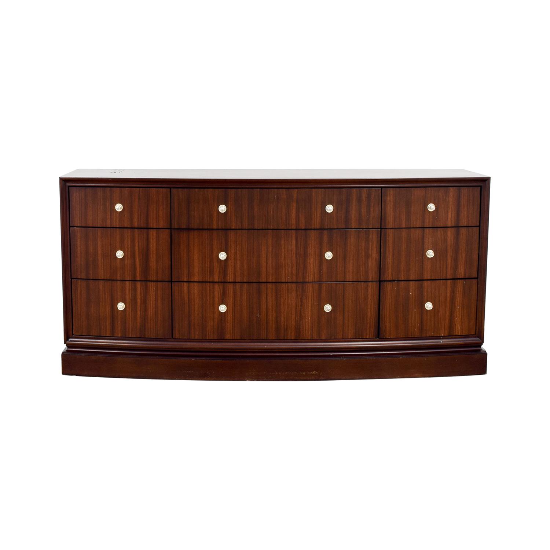 buy Ethan Allen Lewis Triple Dresser Ethan Allen Dressers