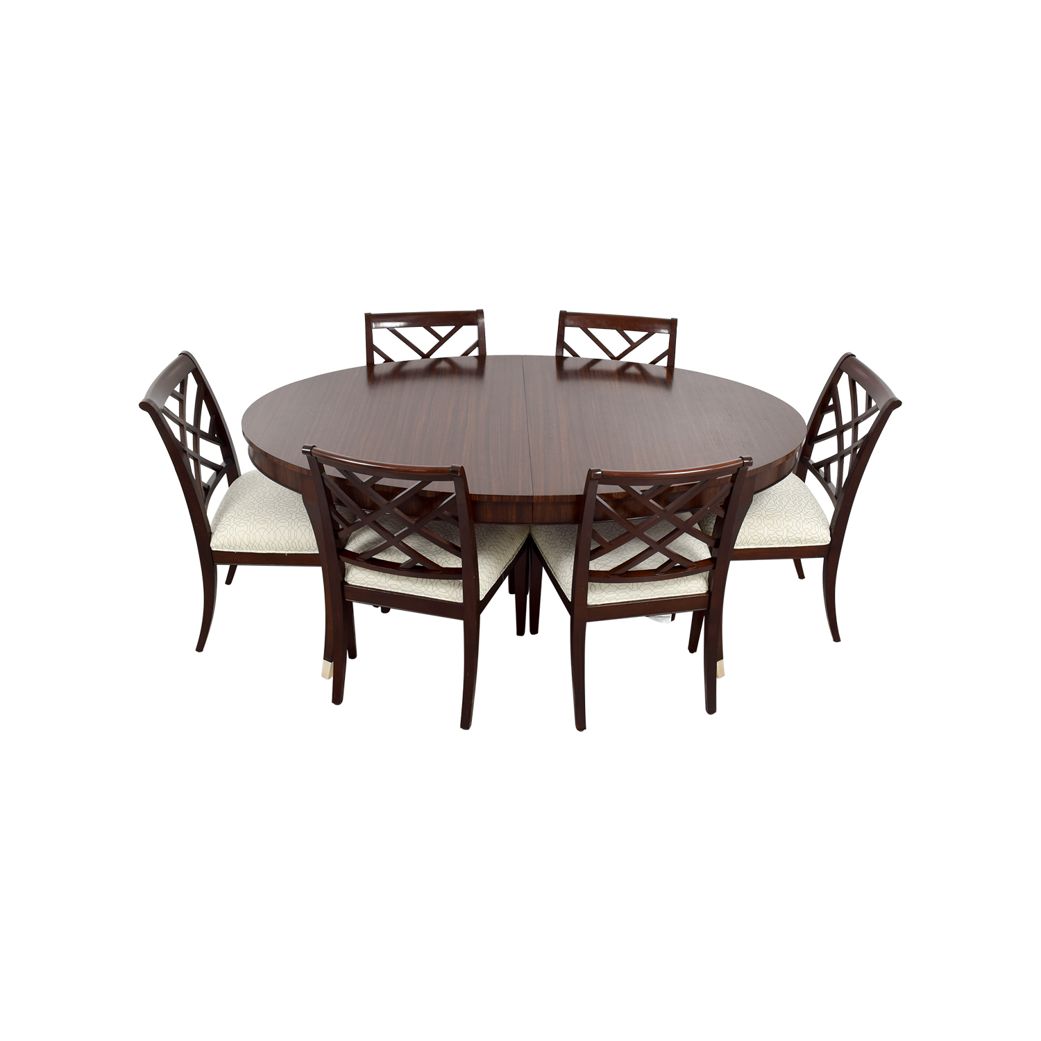 ... Ethan Allen Ethan Allen Hathaway Dining Set Used ...