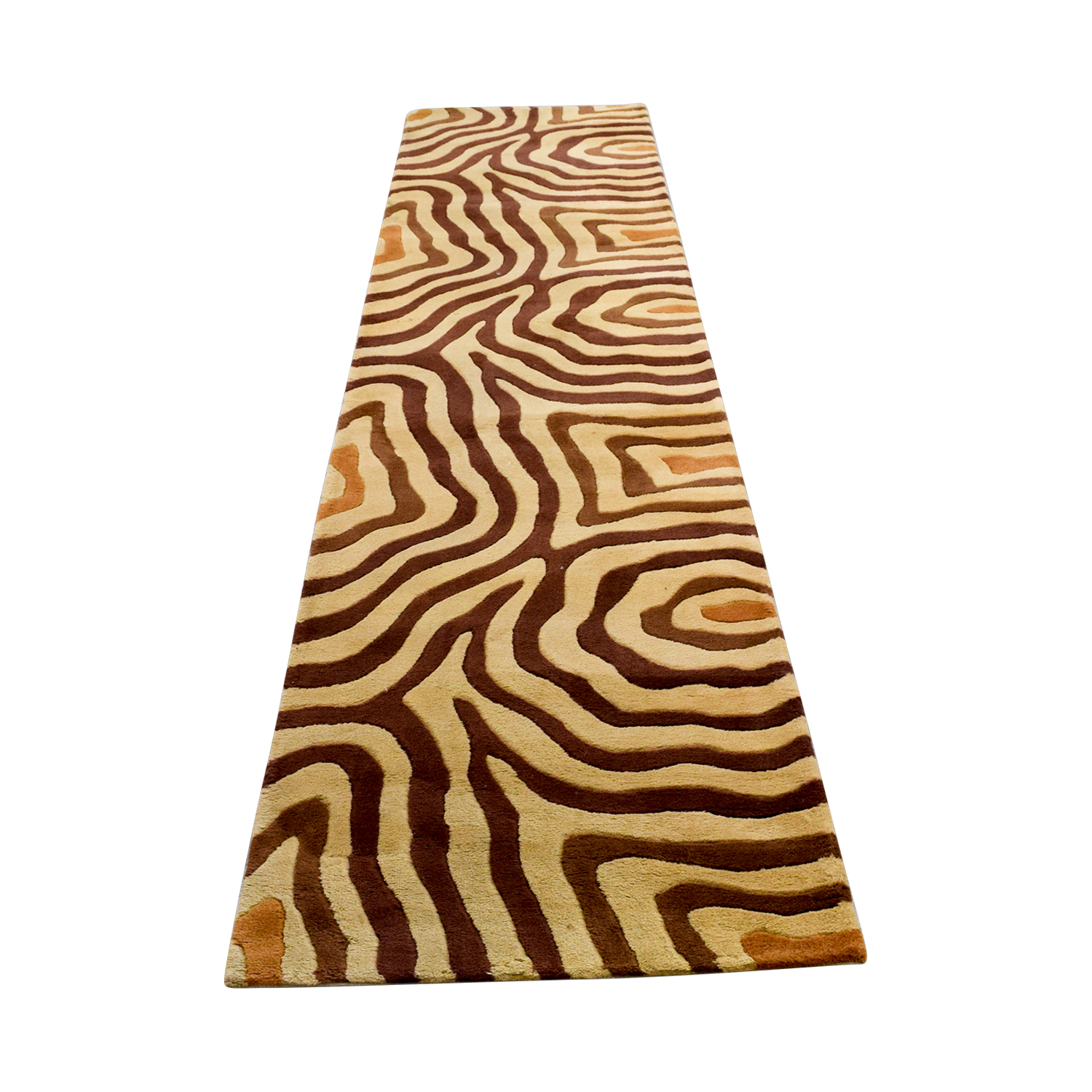 Momani Momani Wool New Wave Runner Rug price