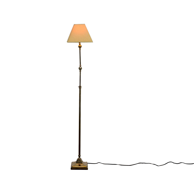shop Restoration Hardware Restoration Hardware Telescoping Floor Lamp online