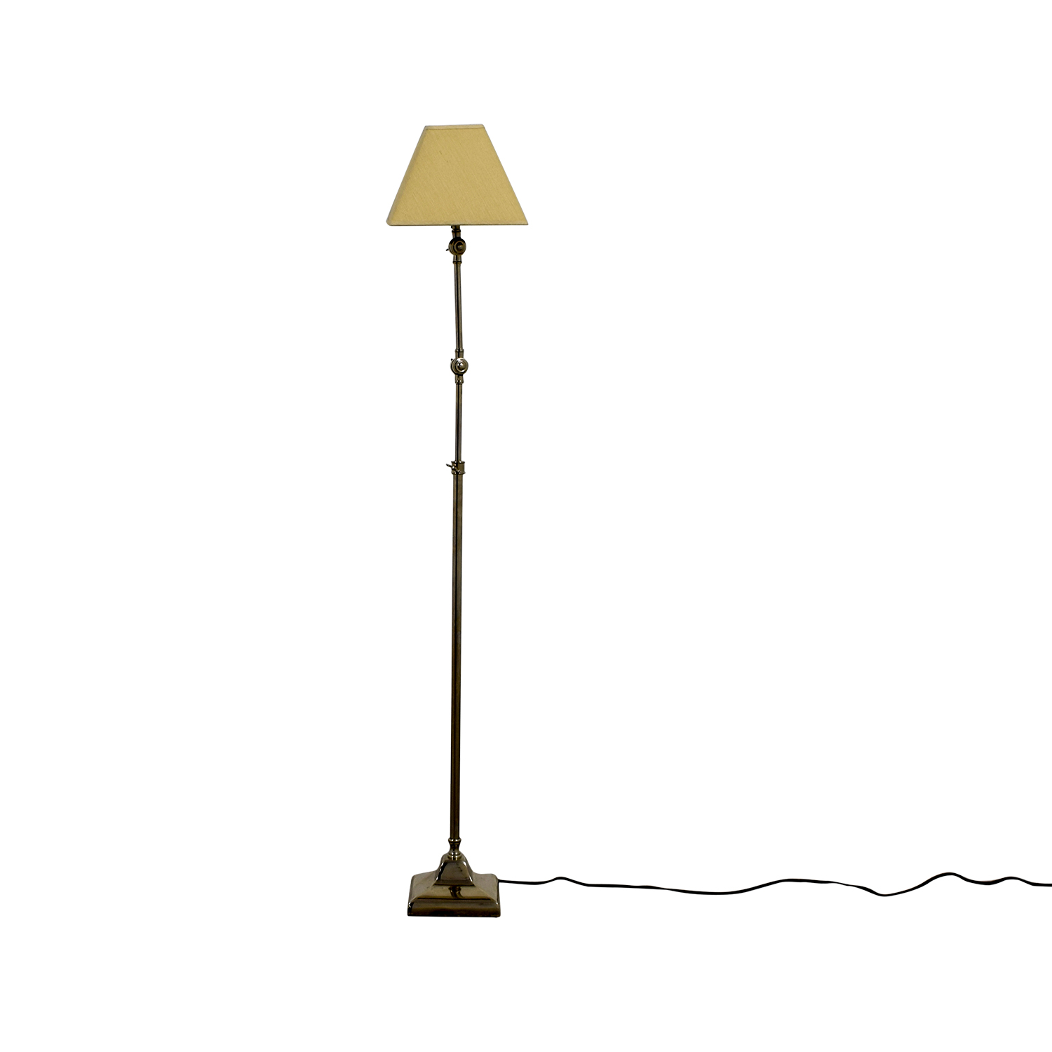 53% OFF - Restoration Hardware Restoration Hardware Telescoping ...