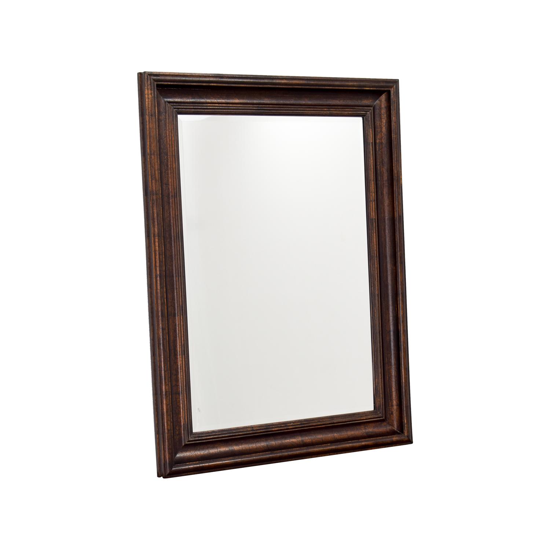 Gallery Cameo Bronze Mirror / Decor