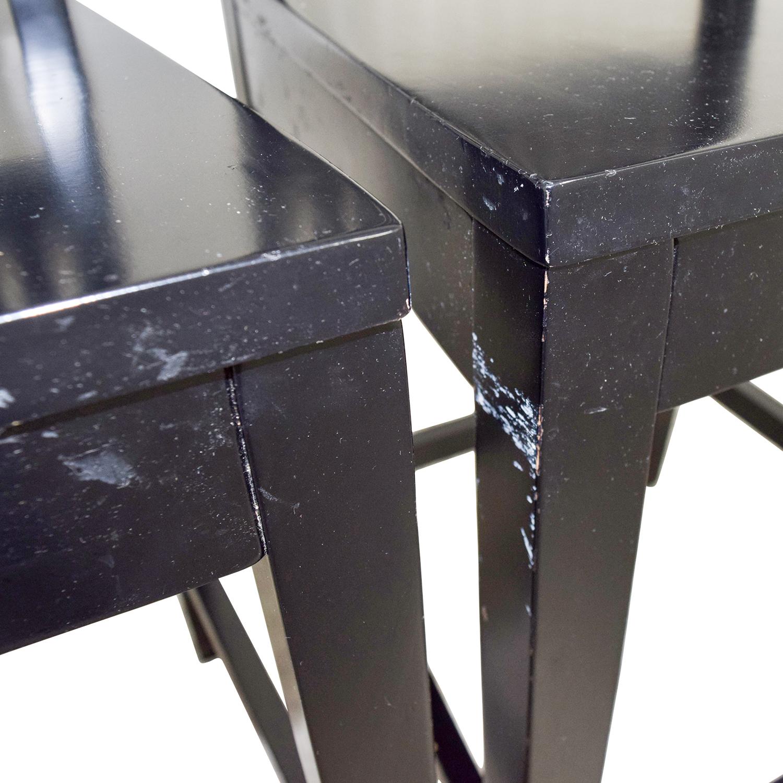 ... Crate U0026 Barrel Crate U0026 Barrel Counter Height Dining Chairs Coupon