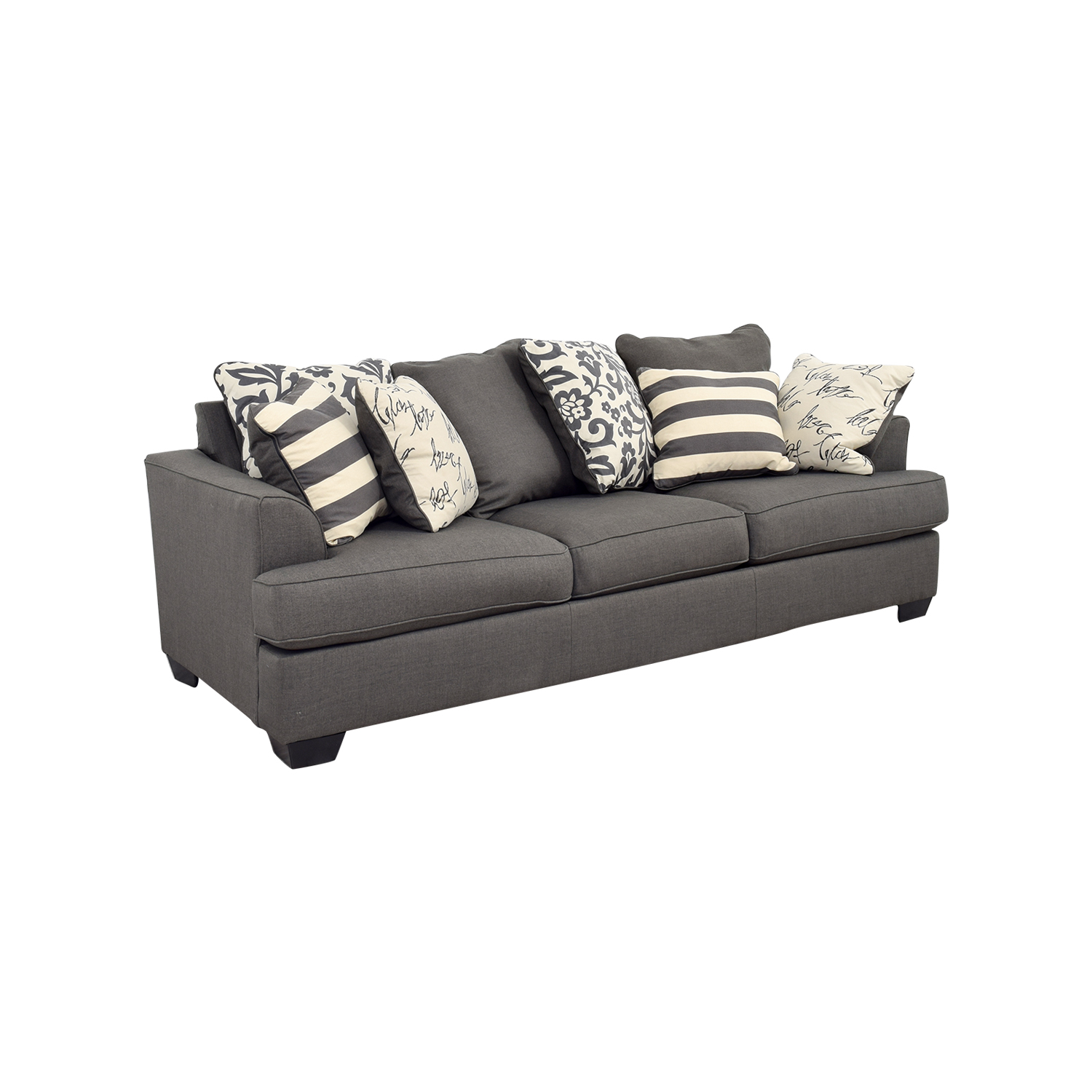 Superieur ... Buy Ashley Furniture Levon Grey Sofa Ashley Furniture ...