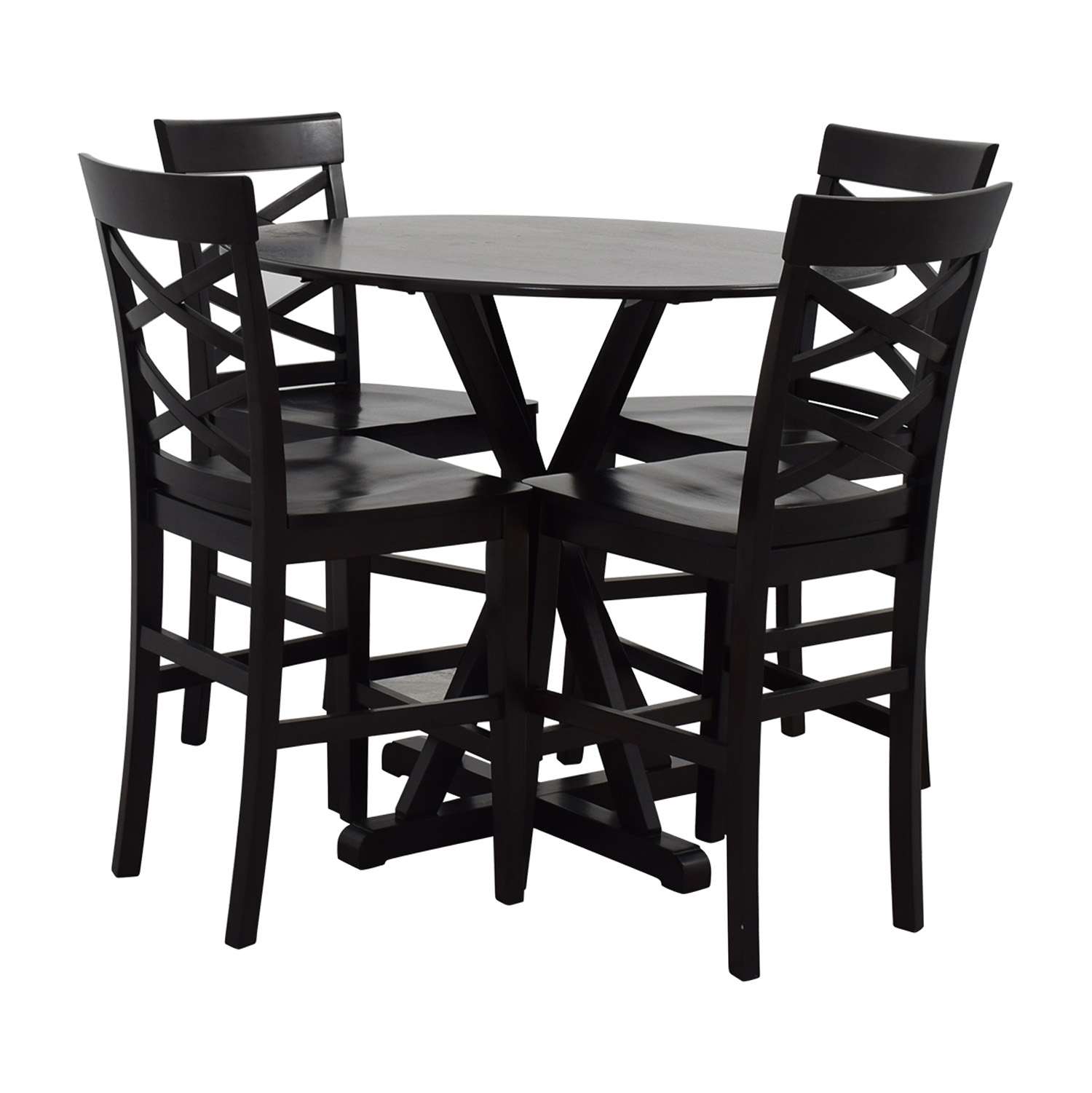 76 Off Ashley Furniture Ashley Furniture Bar Height Dining Set Tables