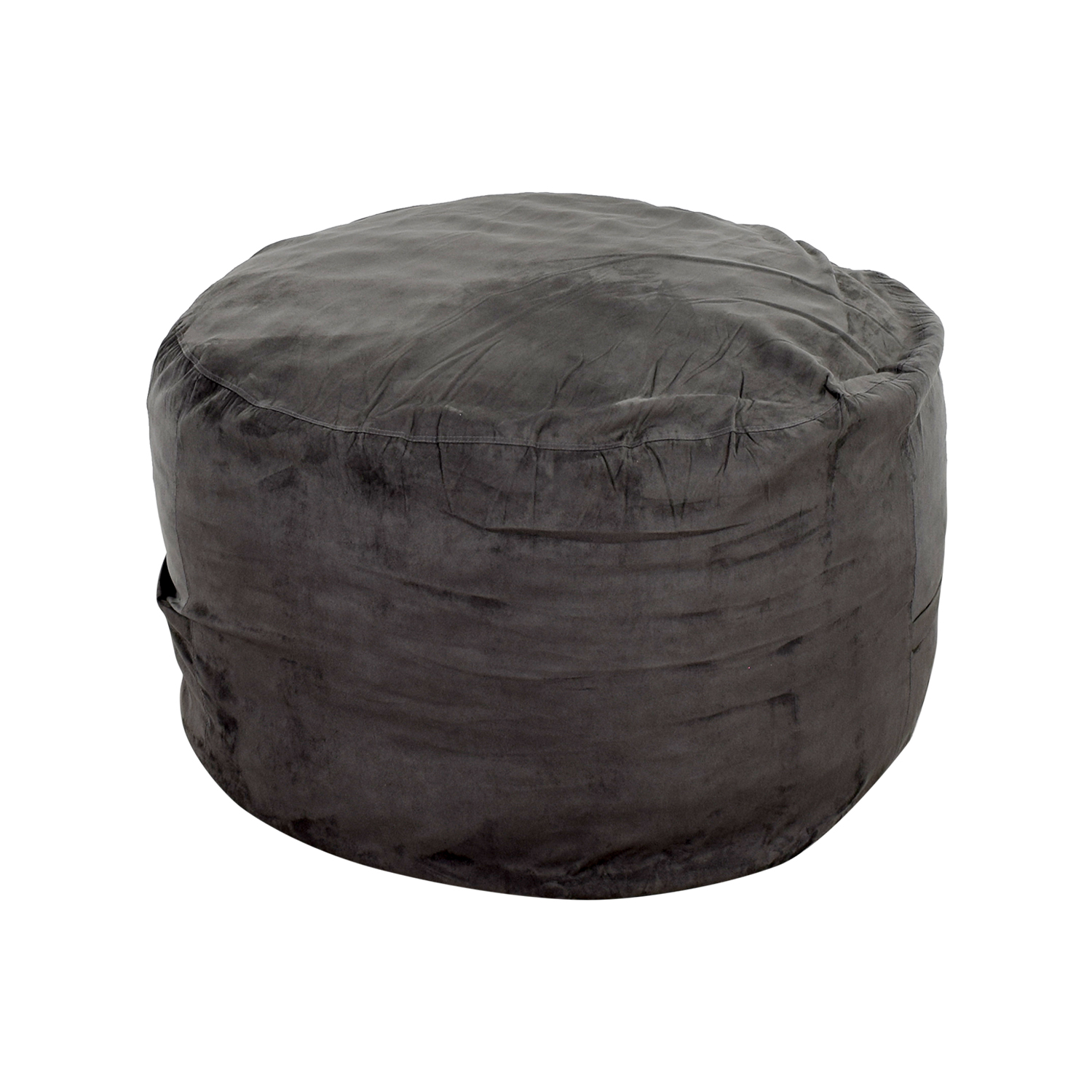 Chill Sack Chill Sack Grey Bean Bag Chair