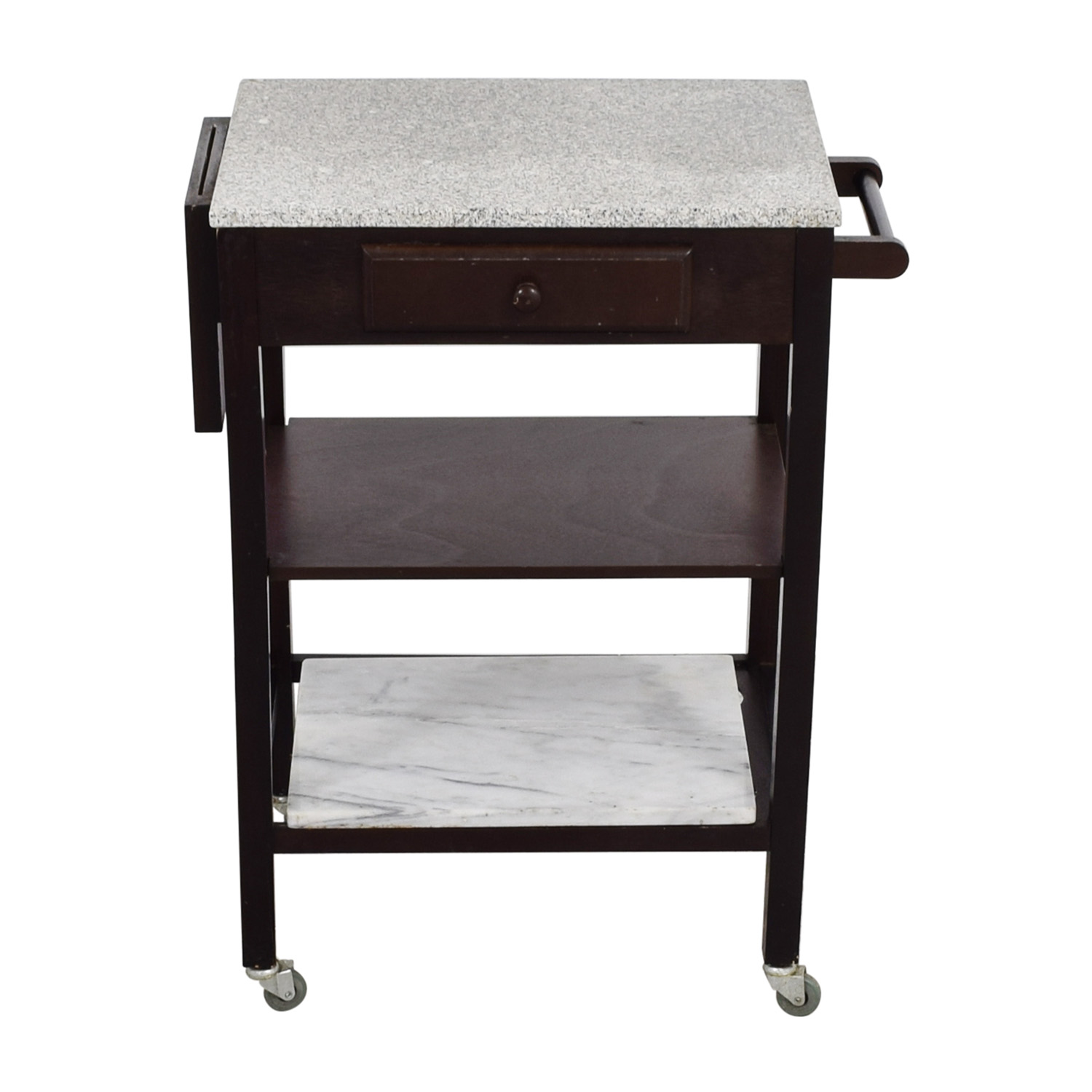 Gracious Homes Gracious Homes Kitchen Cart discount