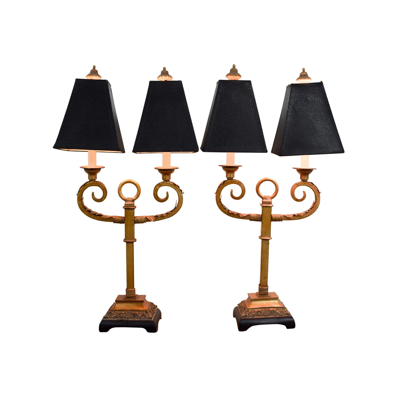 shop Antique Candelabra Lamps Lamps