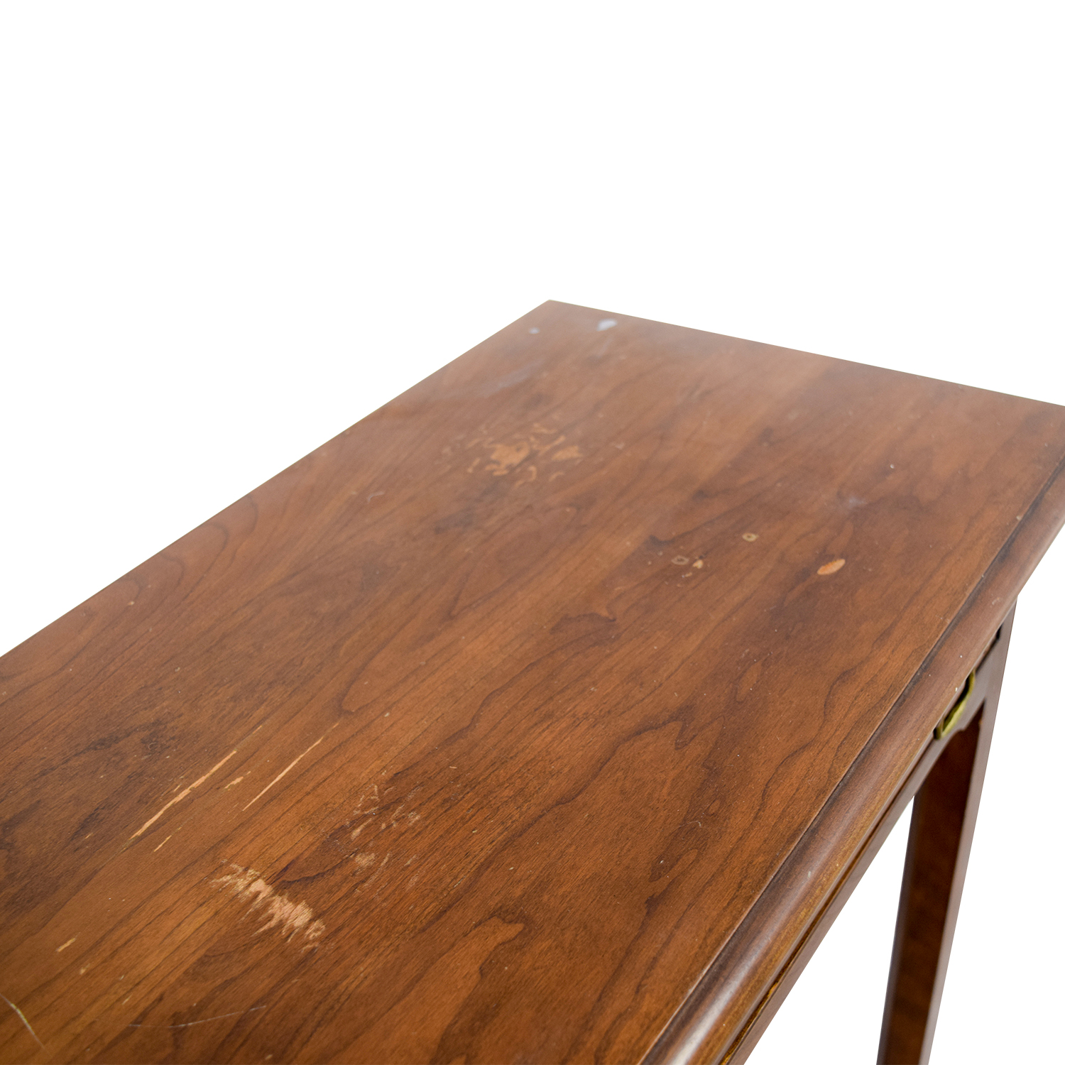 87 Off Stickley Stickley Cherry Valley Sofa Table Or
