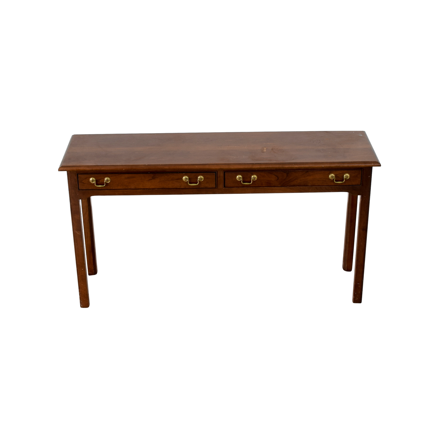 buy Stickley Stickley Cherry Valley Sofa Table or Desk online