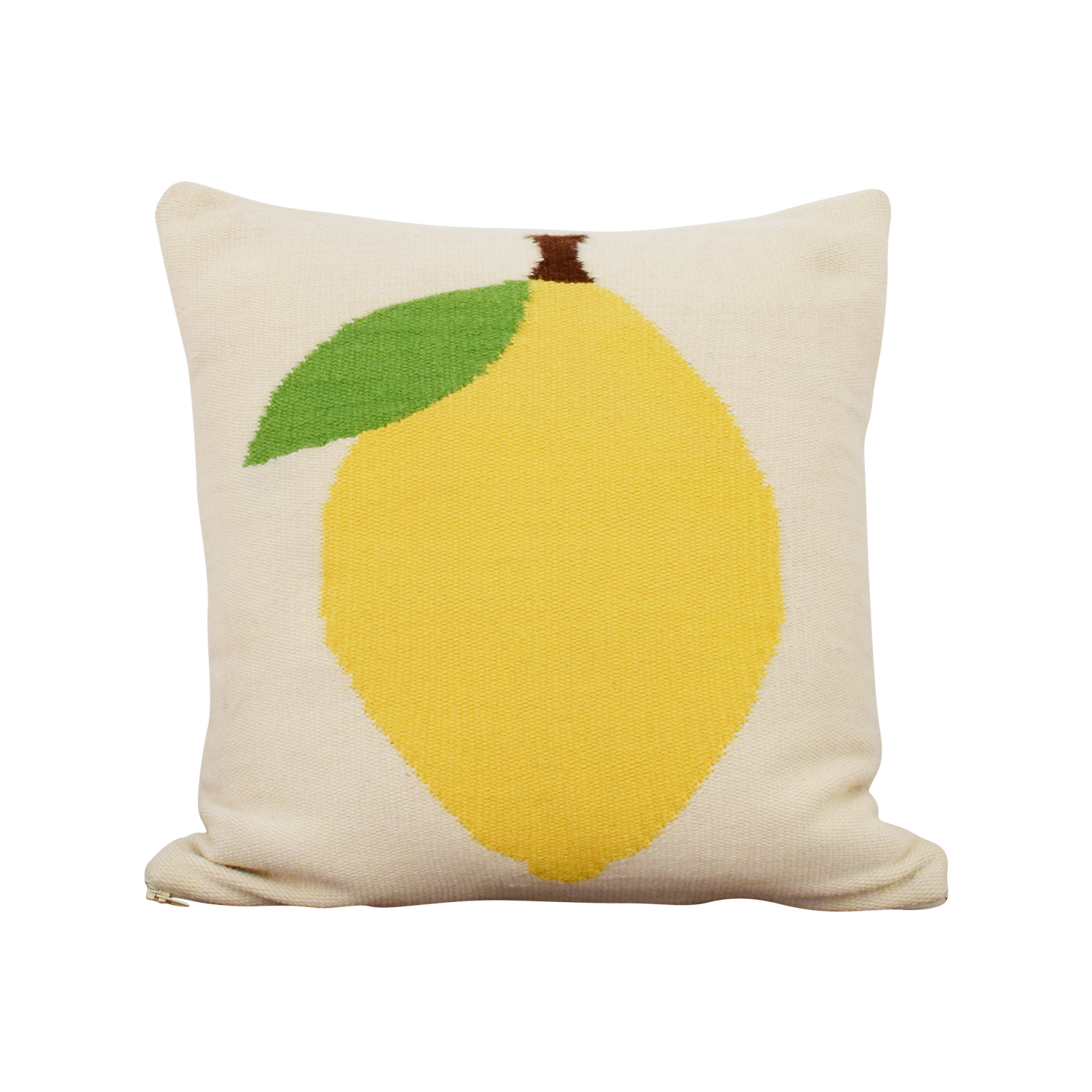 buy Jonathan Adler Reversable Lemon Toss Pillow Jonathan Adler Decor