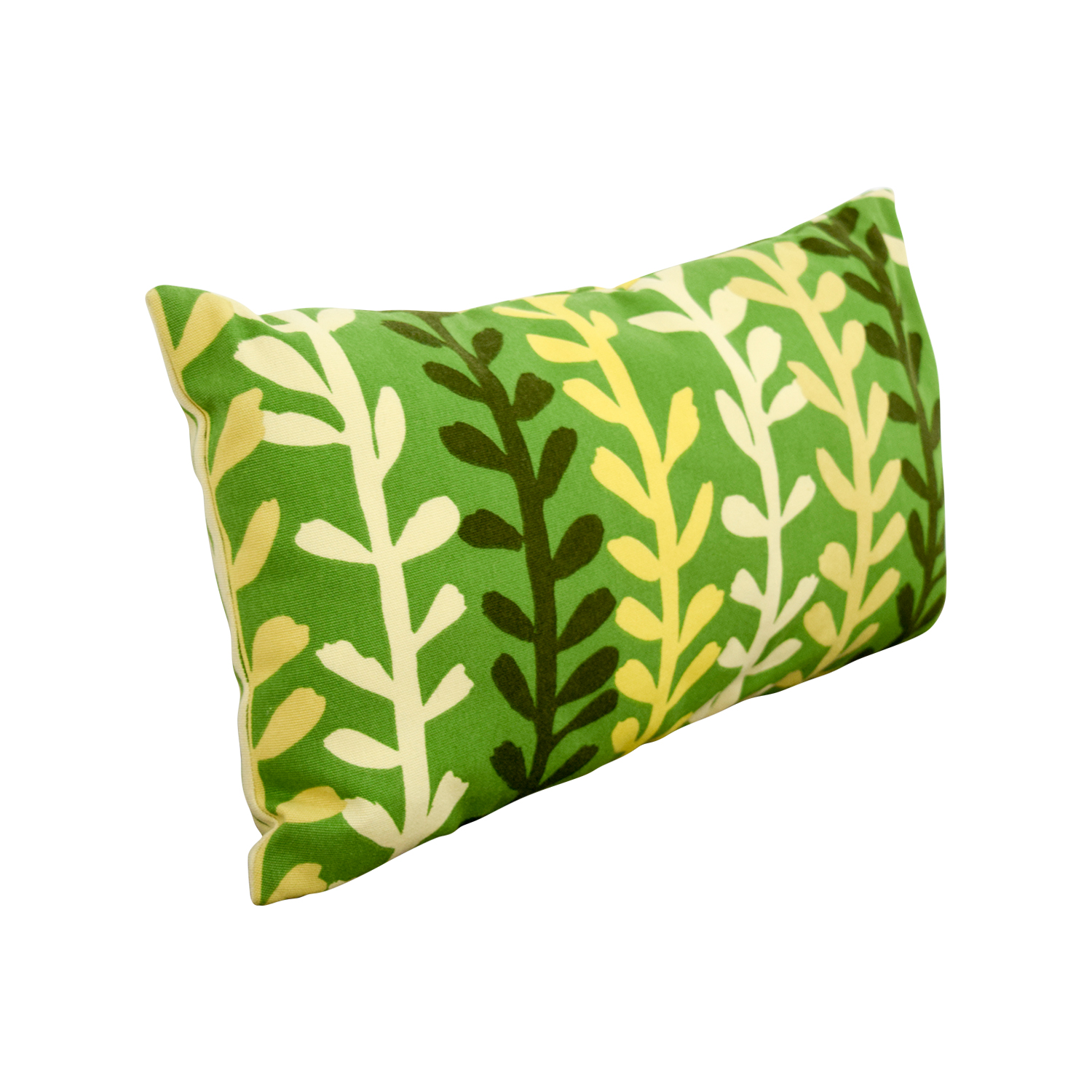 West Elm West Elm Green Stem Pillow second hand