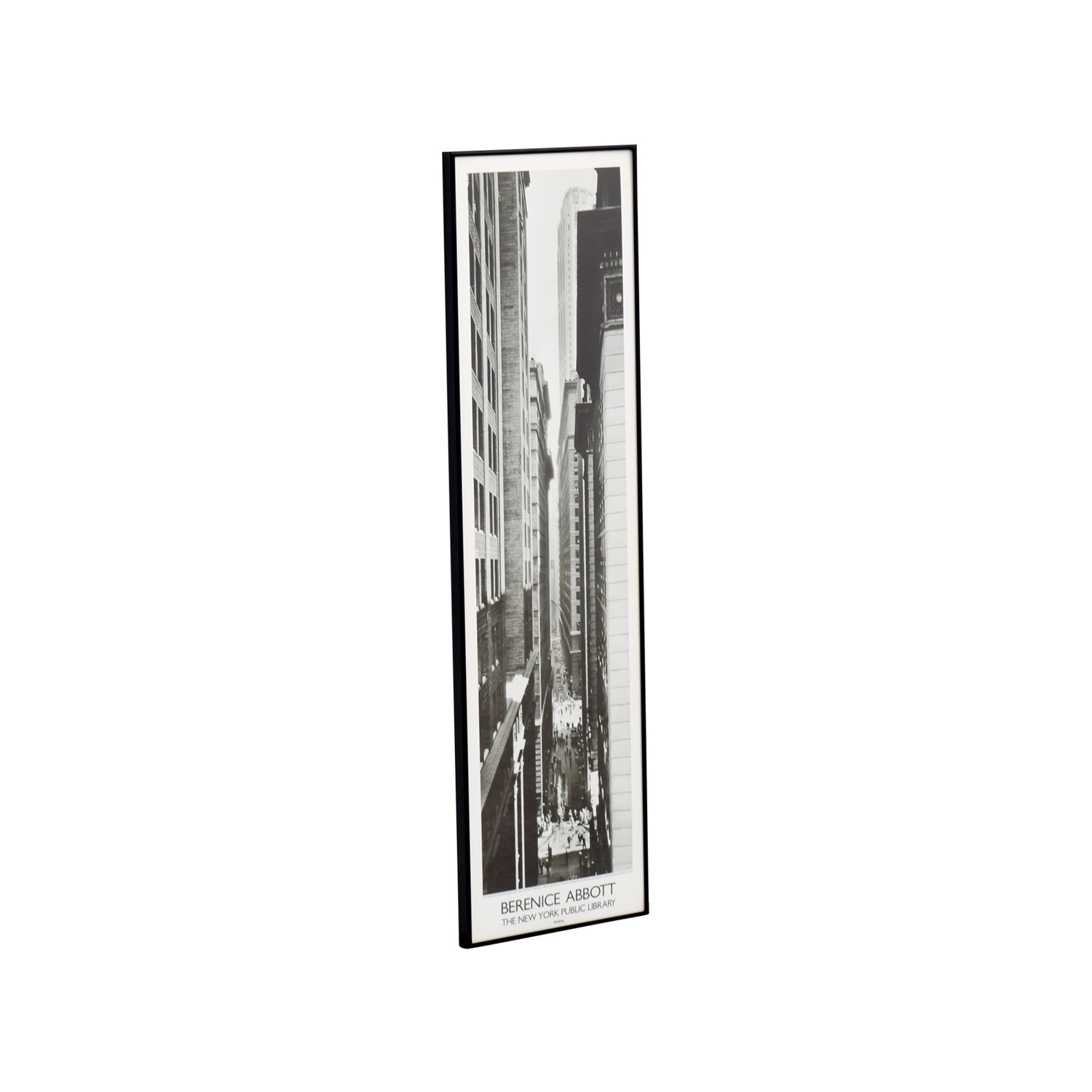 buy Berenice Abbott Arial Picture of Lower Manhattan  Decor