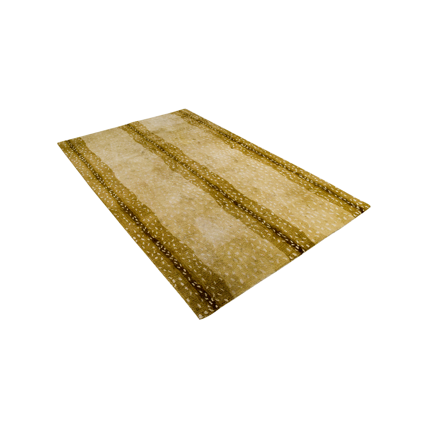 shop Ballard Design Tan Antelope Rug Ballard Design Rugs