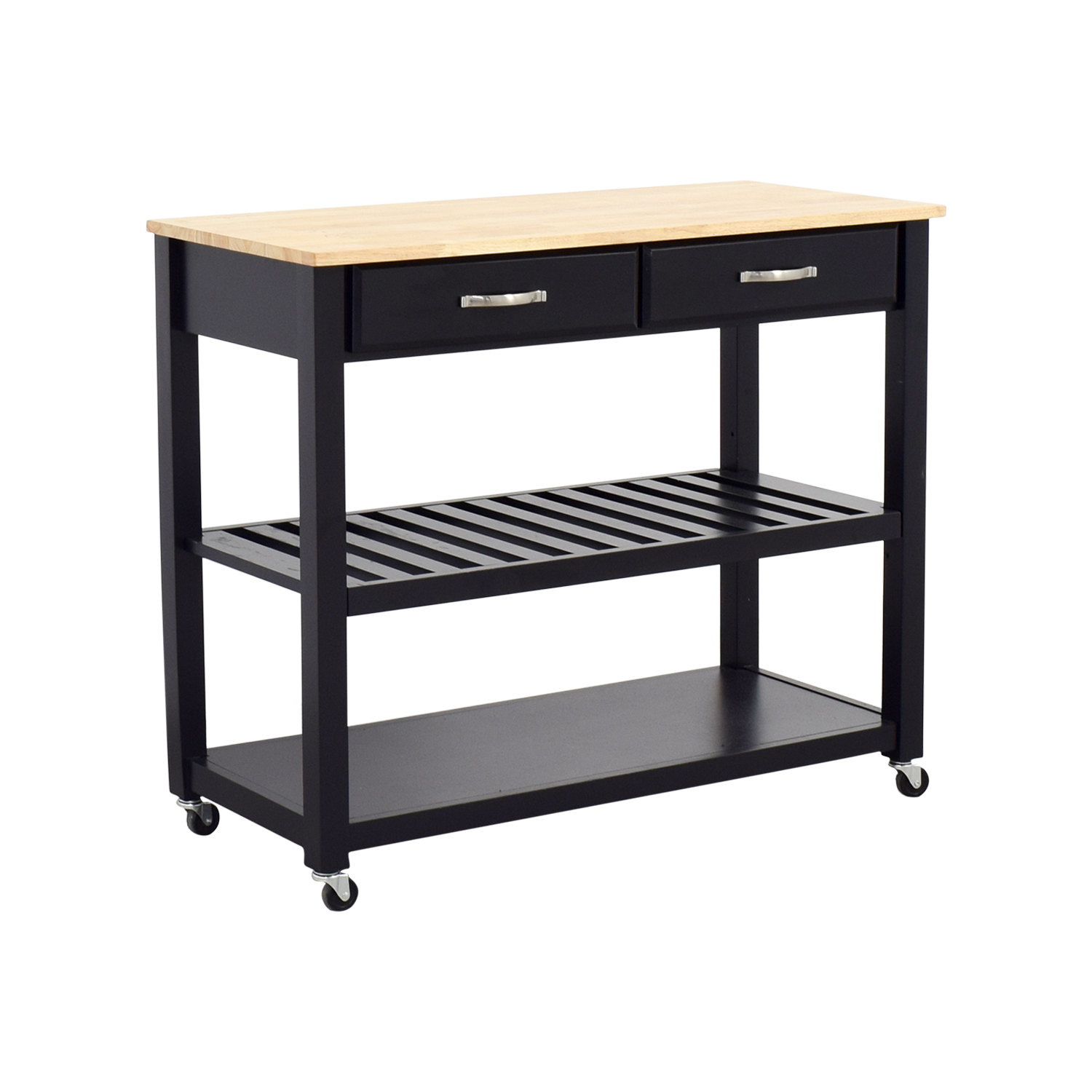 51 off crosley crosley kitchen cart cabinet tables